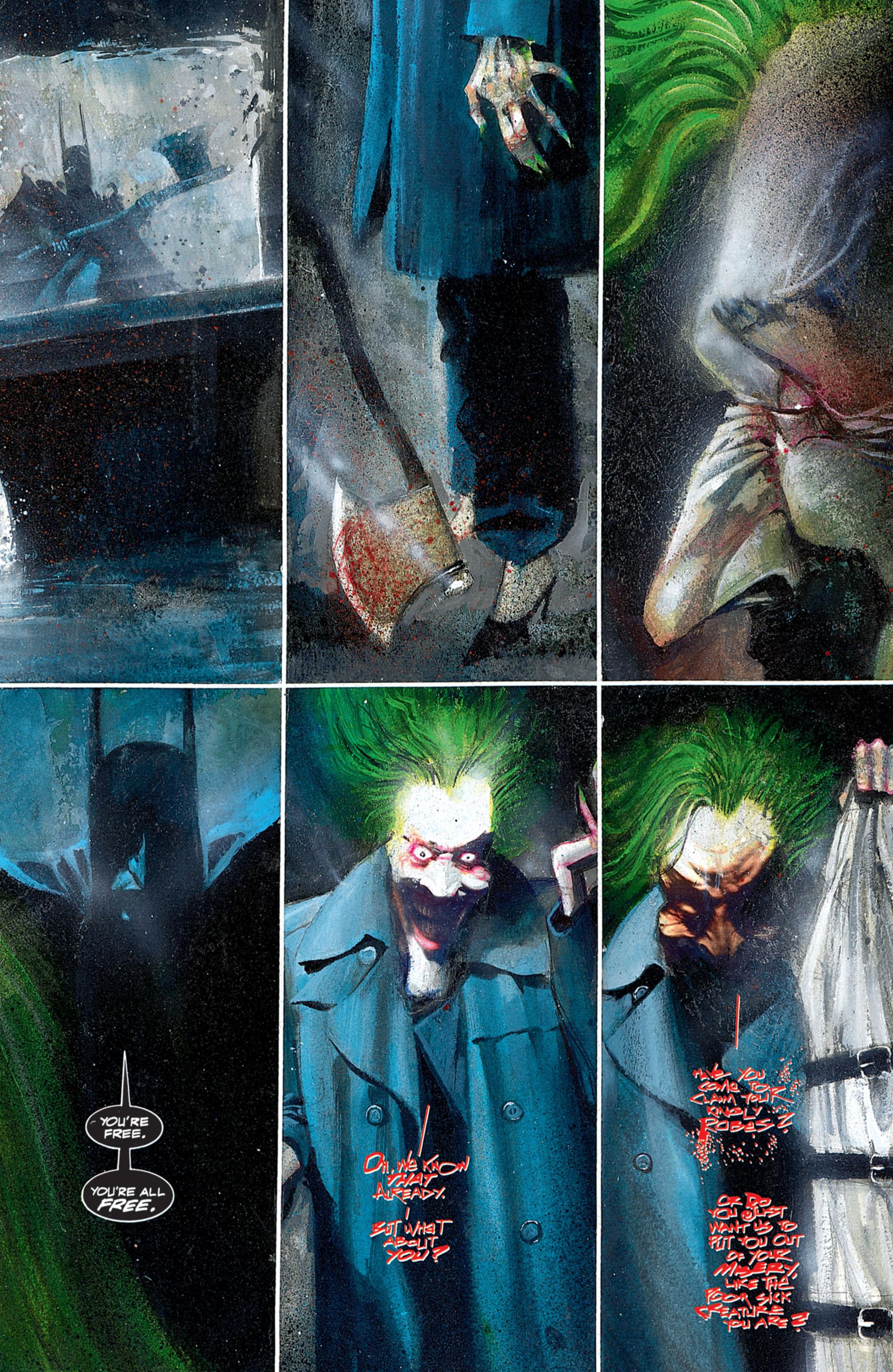 Read online Arkham Asylum comic -  Issue #Arkham Asylum Full - 103