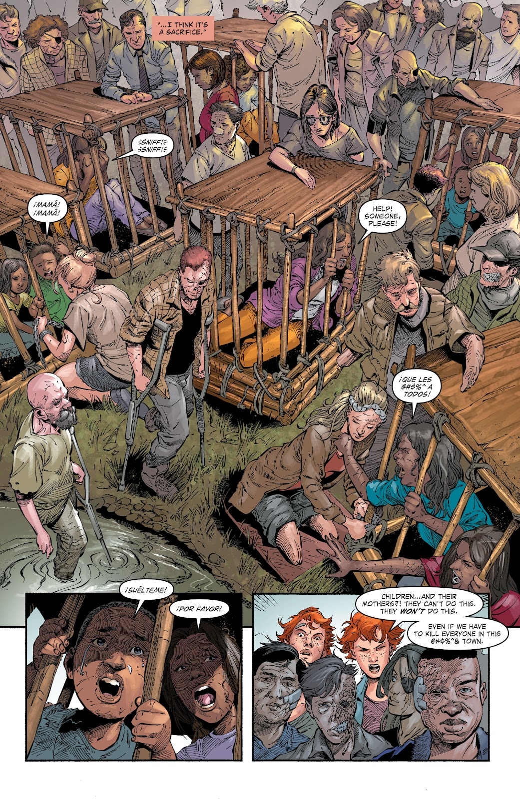 Read online The Curse of Brimstone: Ashes comic -  Issue # TPB (Part 1) - 44