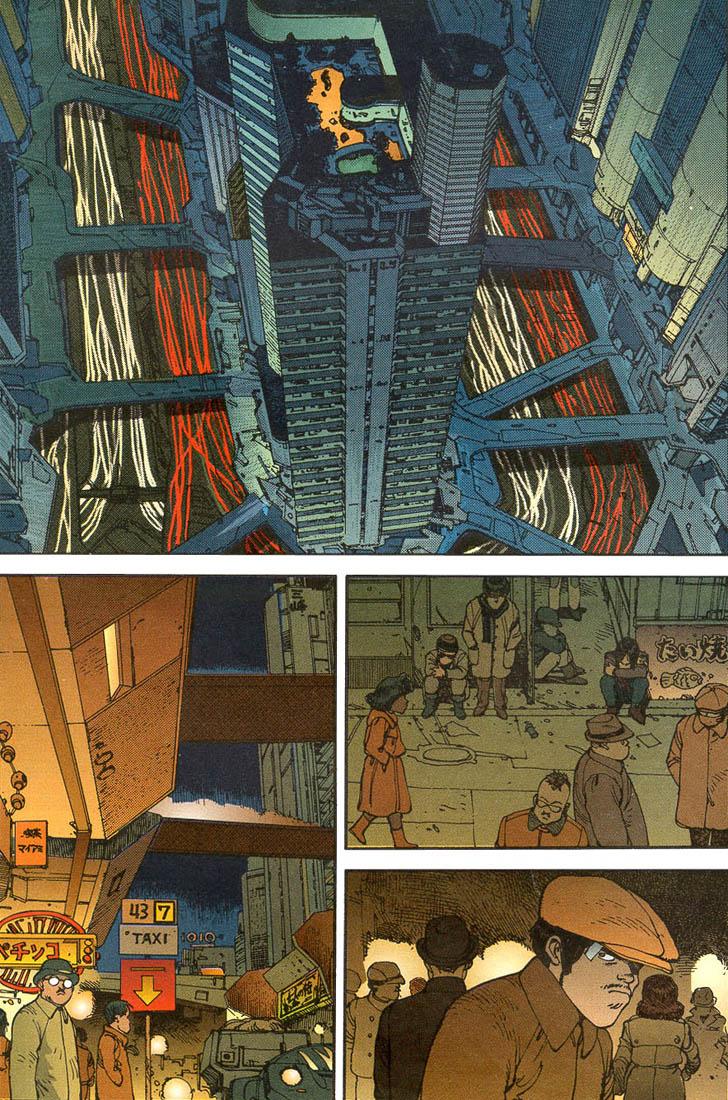 Read online Akira comic -  Issue #1 - 32