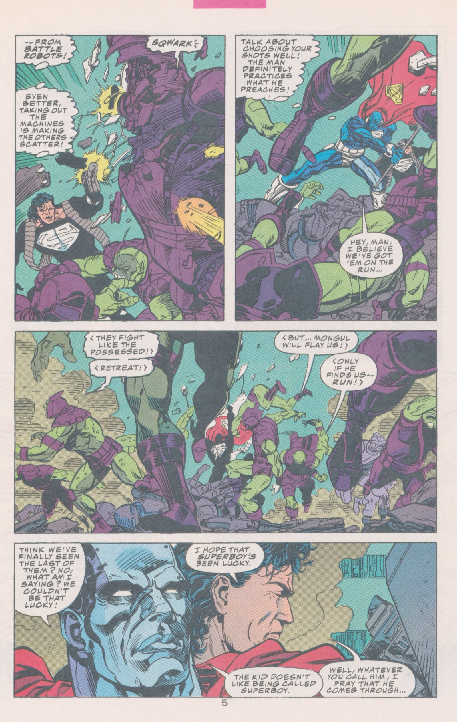 Action Comics (1938) 691 Page 8