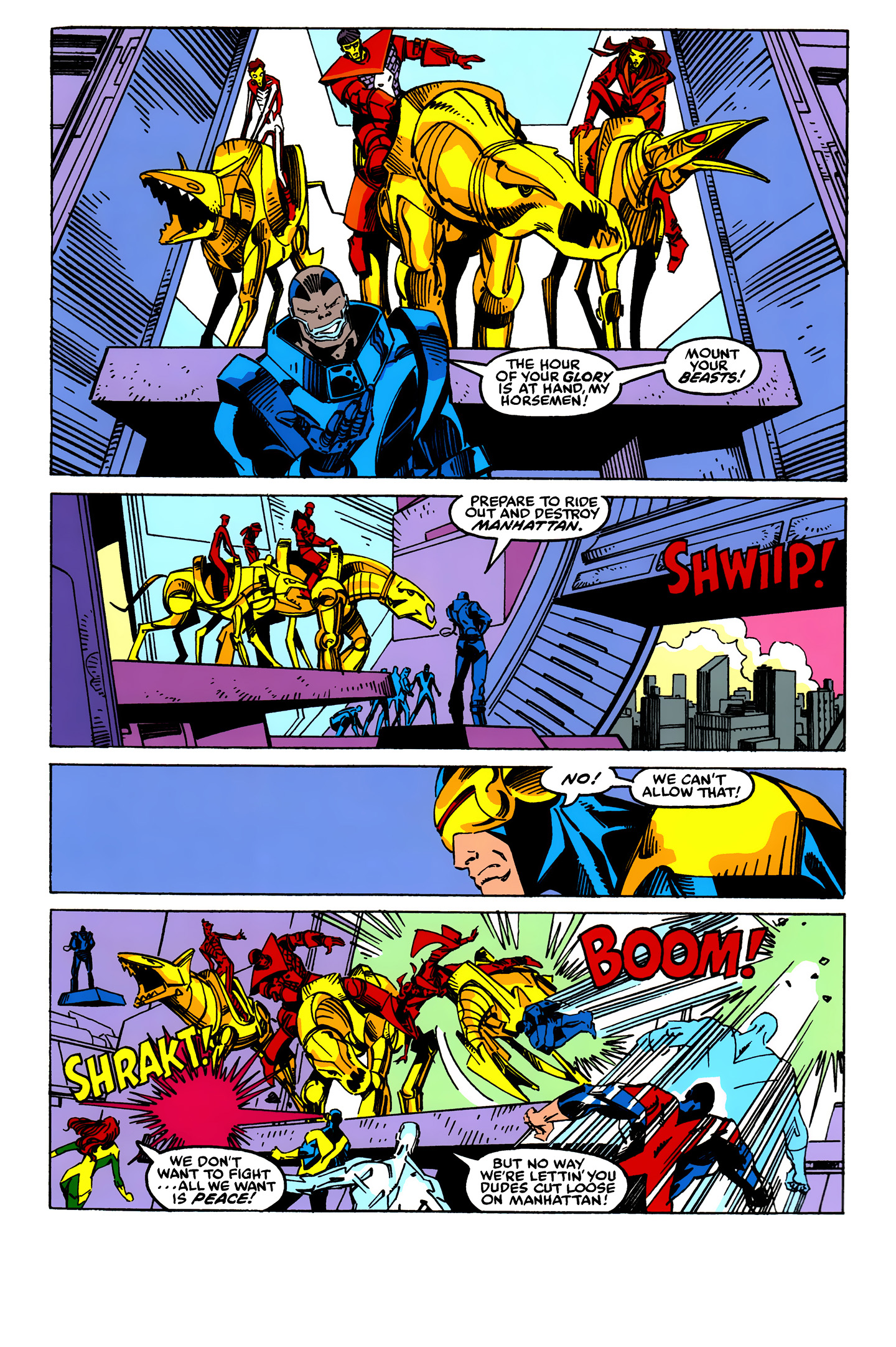 Read online X-Factor (1986) comic -  Issue #24 - 10