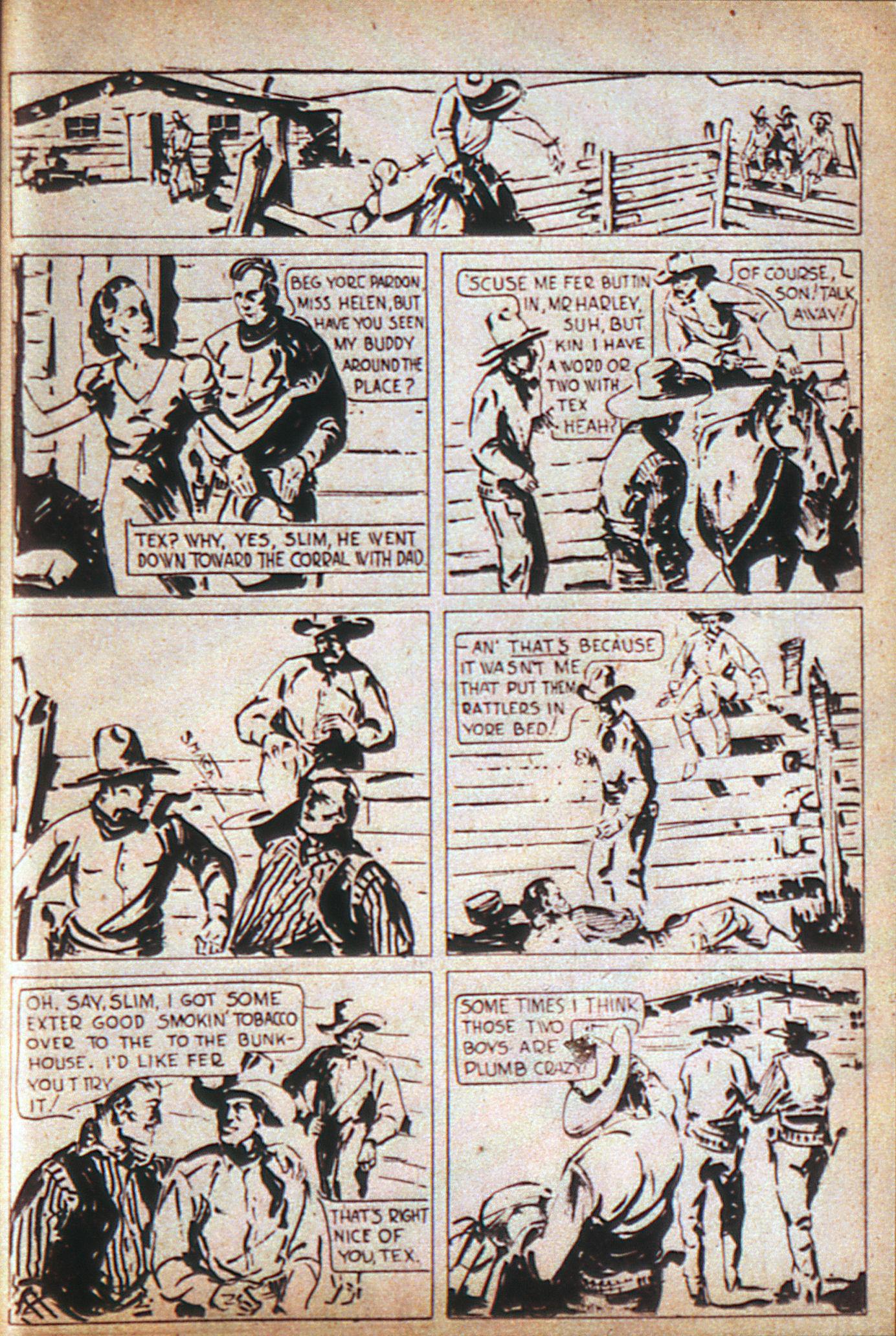 Read online Adventure Comics (1938) comic -  Issue #6 - 45