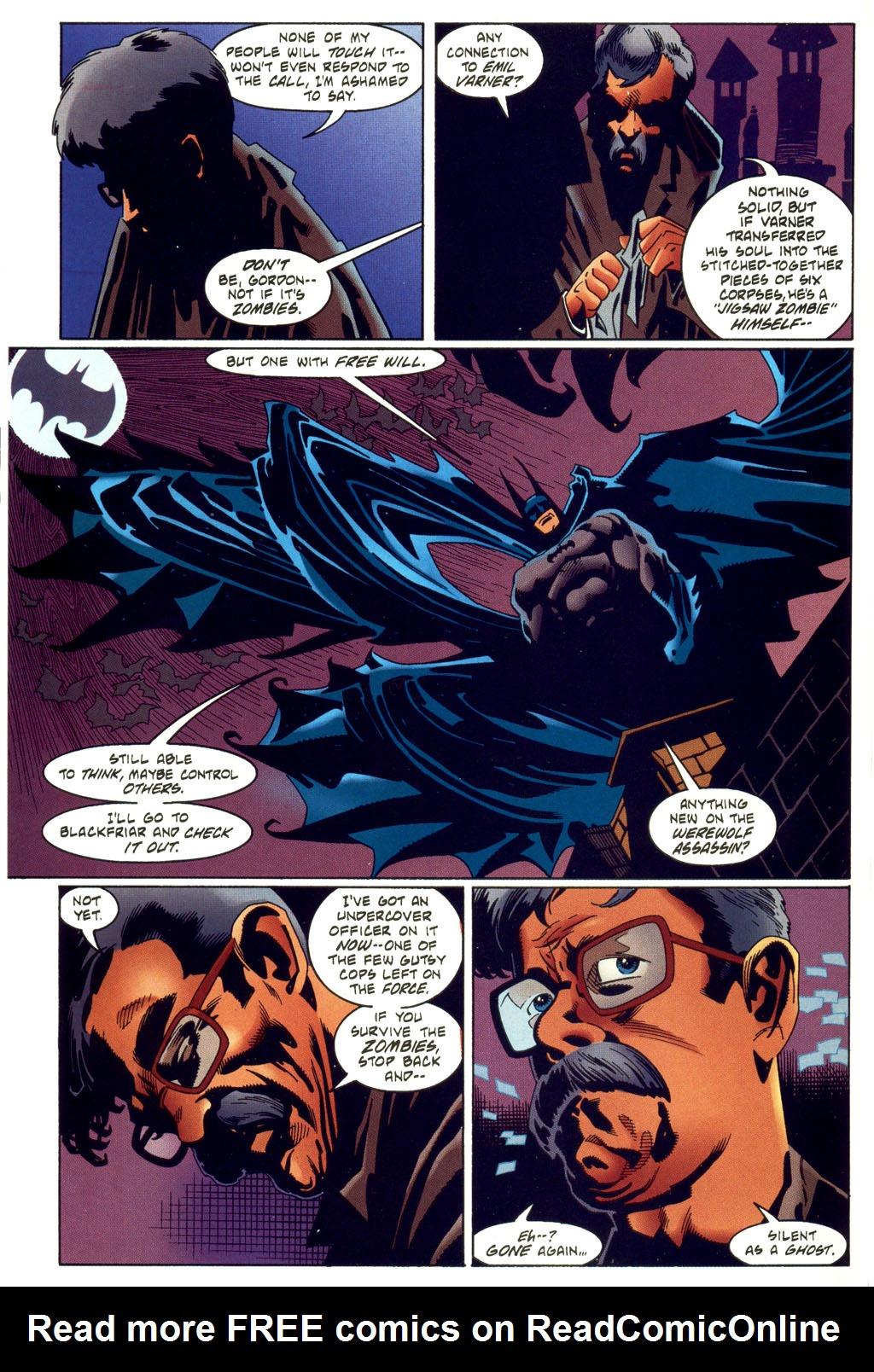 Read online Batman: Haunted Gotham comic -  Issue #2 - 18