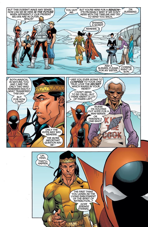 Read online Alpha Flight (2004) comic -  Issue #12 - 20