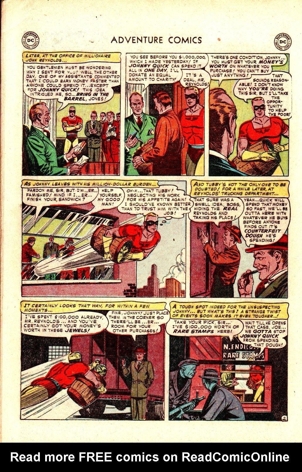 Read online Adventure Comics (1938) comic -  Issue #173 - 26