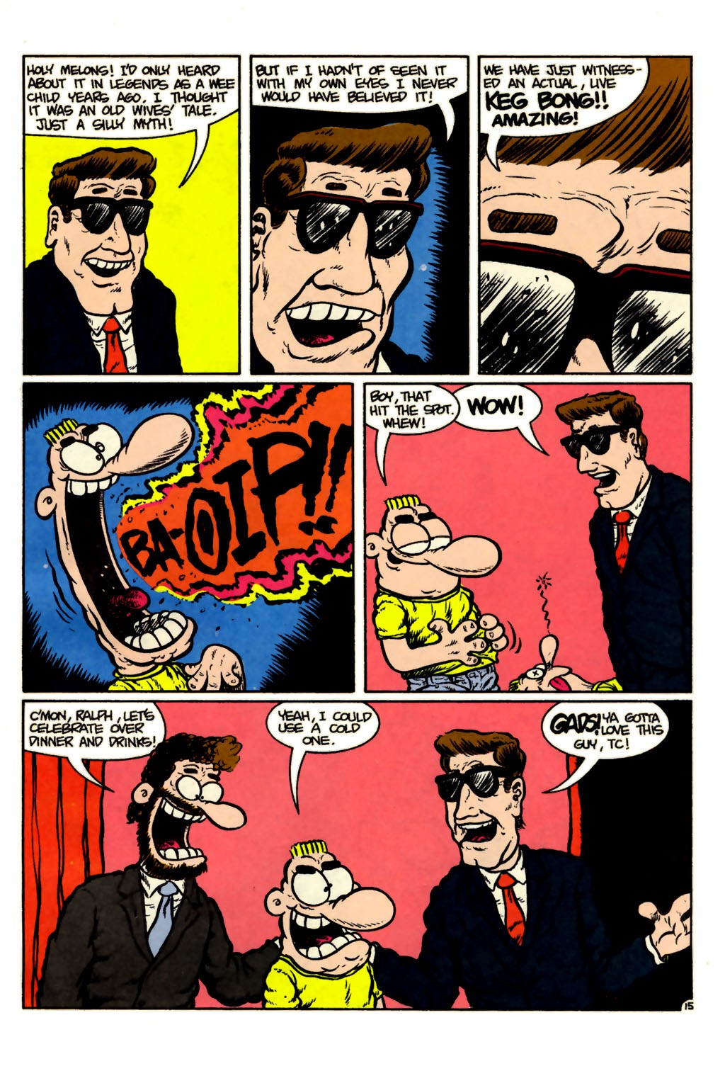 Ralph Snart Adventures (1988) issue 15 - Page 19