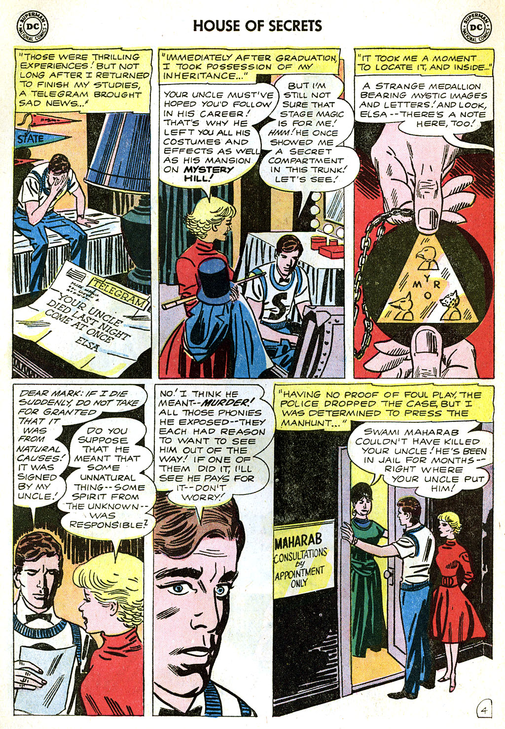 House of Secrets (1956) issue 58 - Page 6