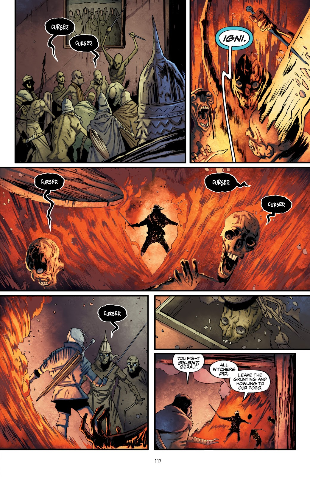 Read online The Witcher Omnibus comic -  Issue # TPB (Part 2) - 20