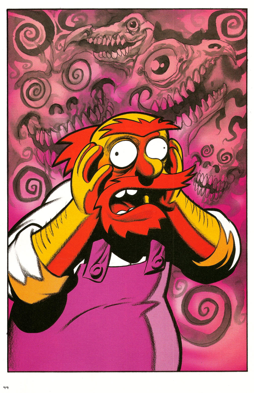 Read online Treehouse of Horror comic -  Issue #12 - 45