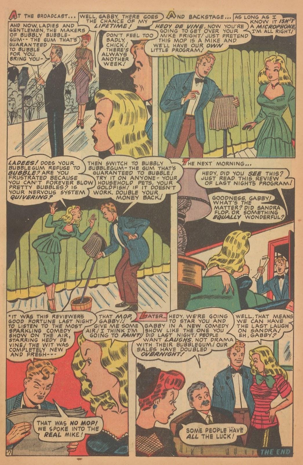 Read online Gay Comics comic -  Issue #33 - 9