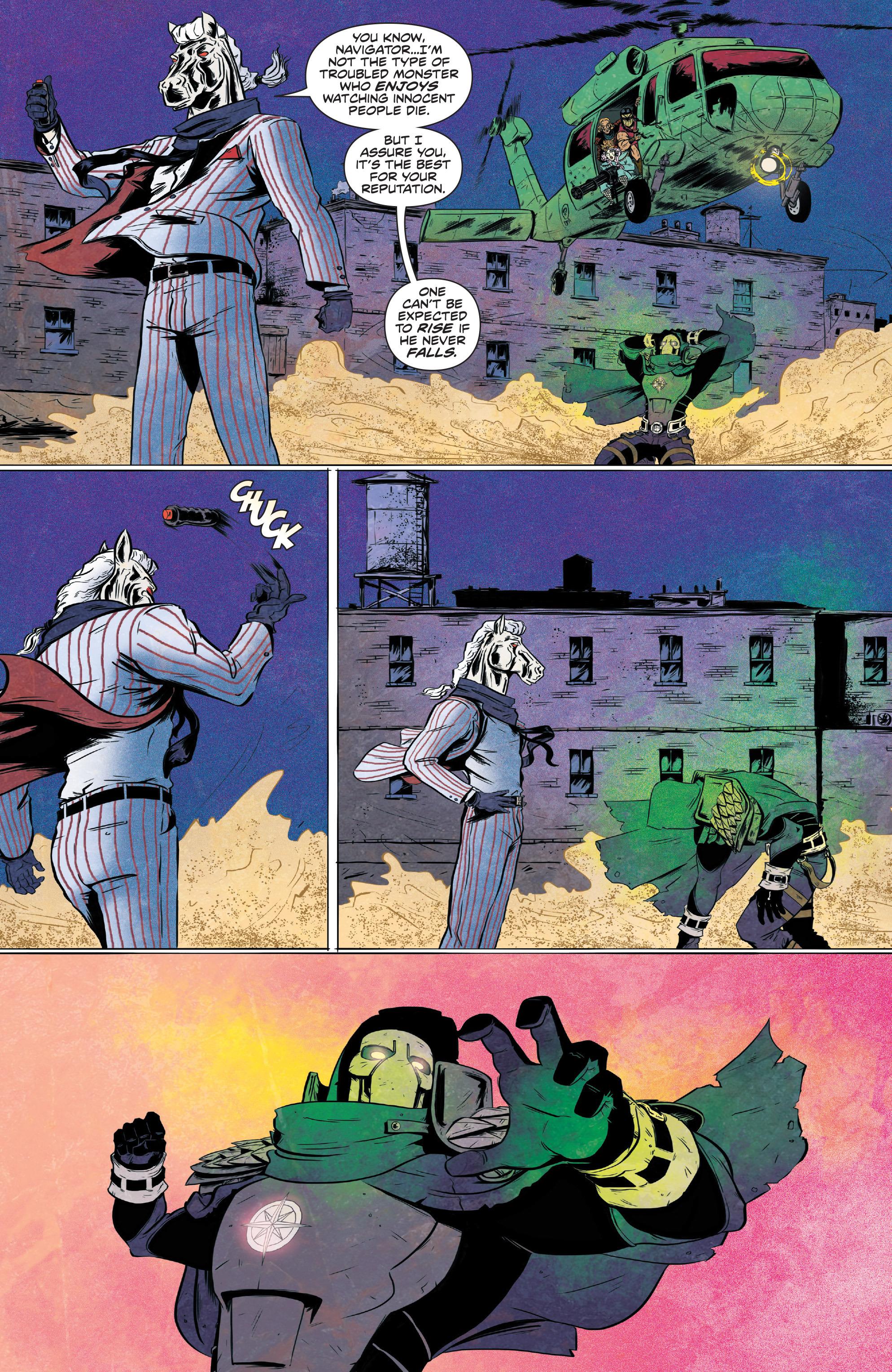 Read online Translucid comic -  Issue #5 - 4