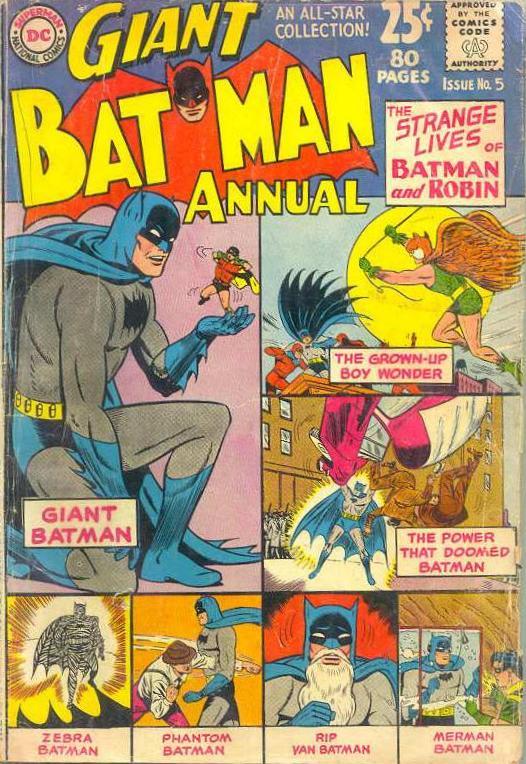 Batman (1940) _Annual_5 Page 1