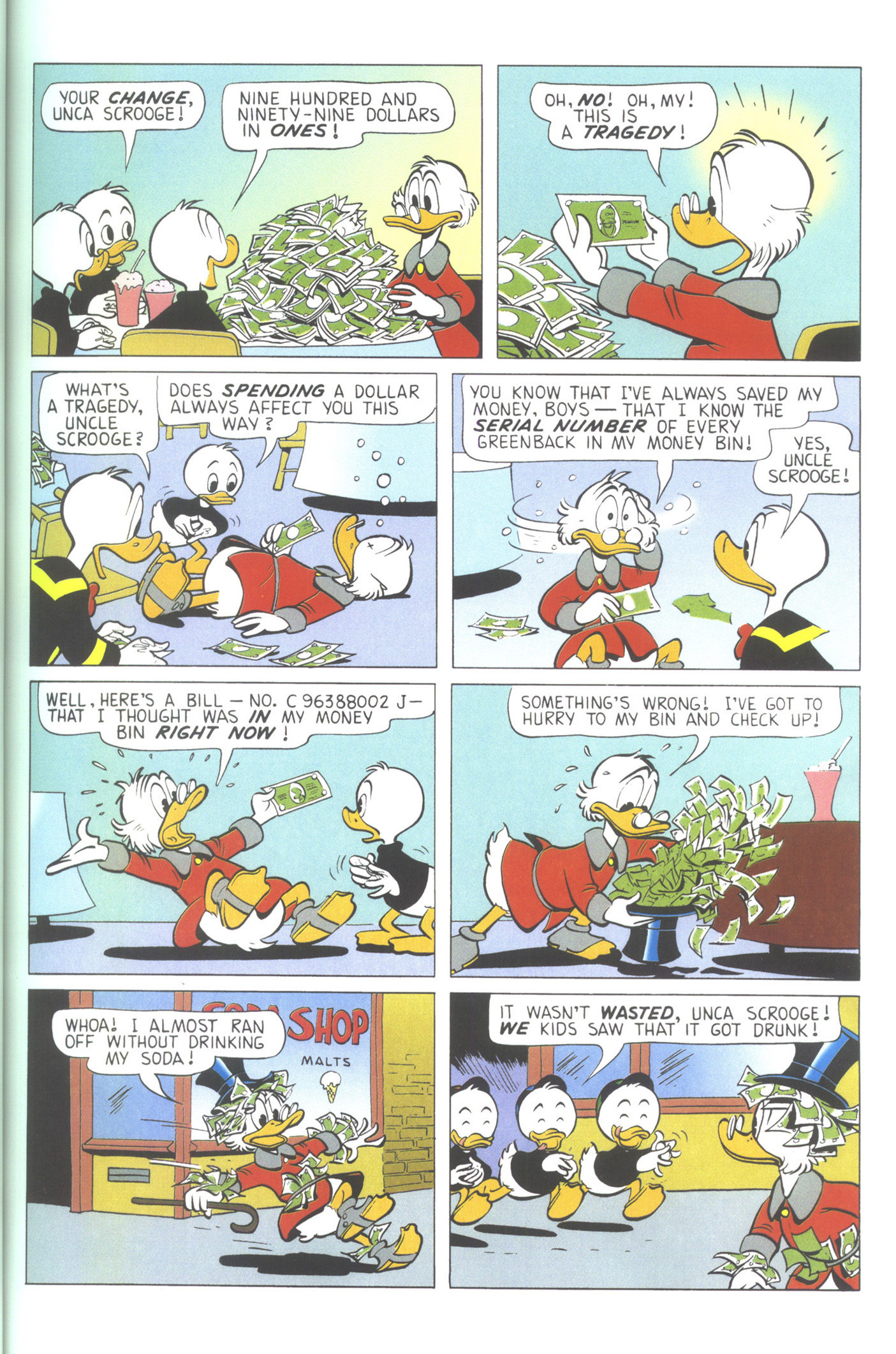 Read online Uncle Scrooge (1953) comic -  Issue #364 - 7