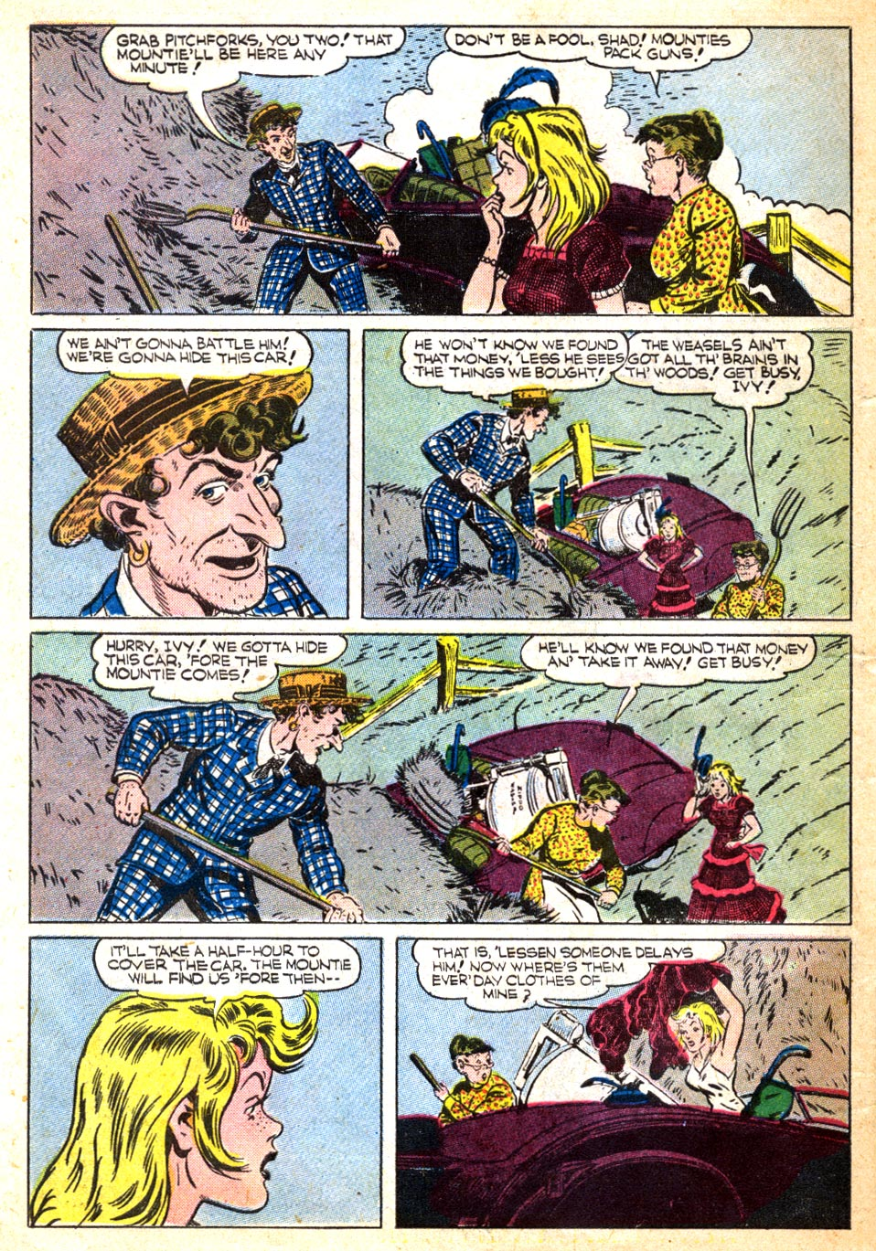 Four Color Comics issue 283 - Page 38
