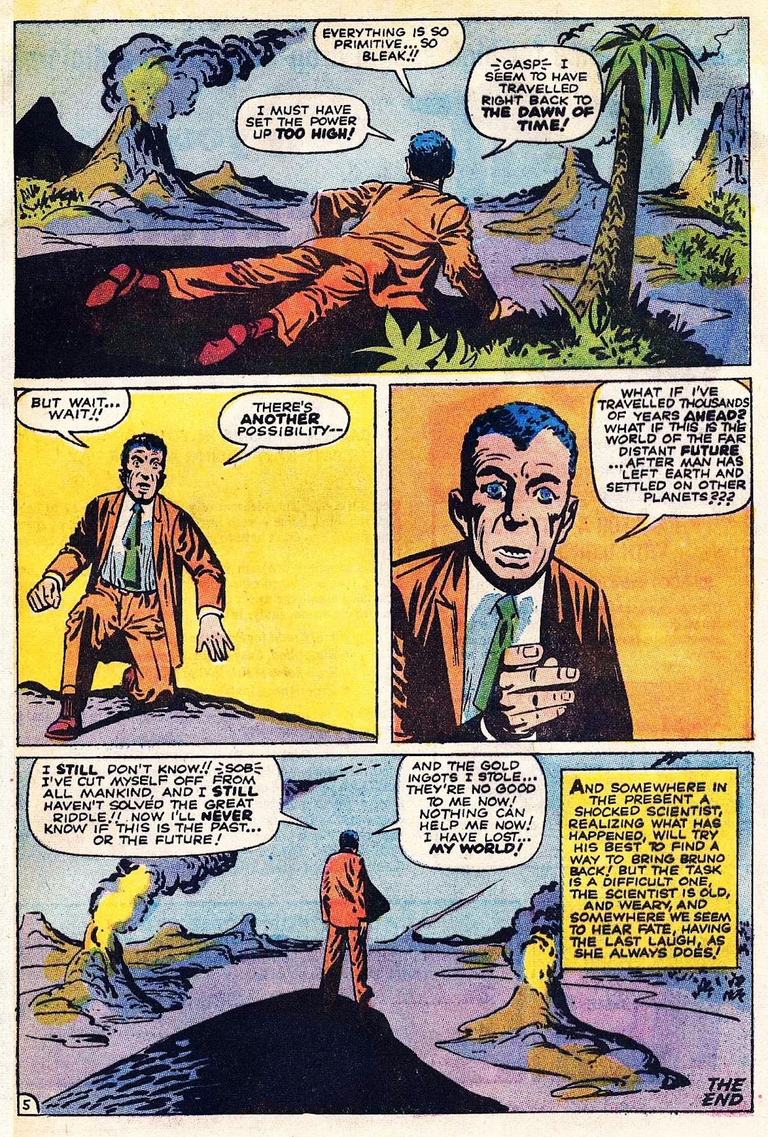 Where Monsters Dwell (1970) issue 9 - Page 33