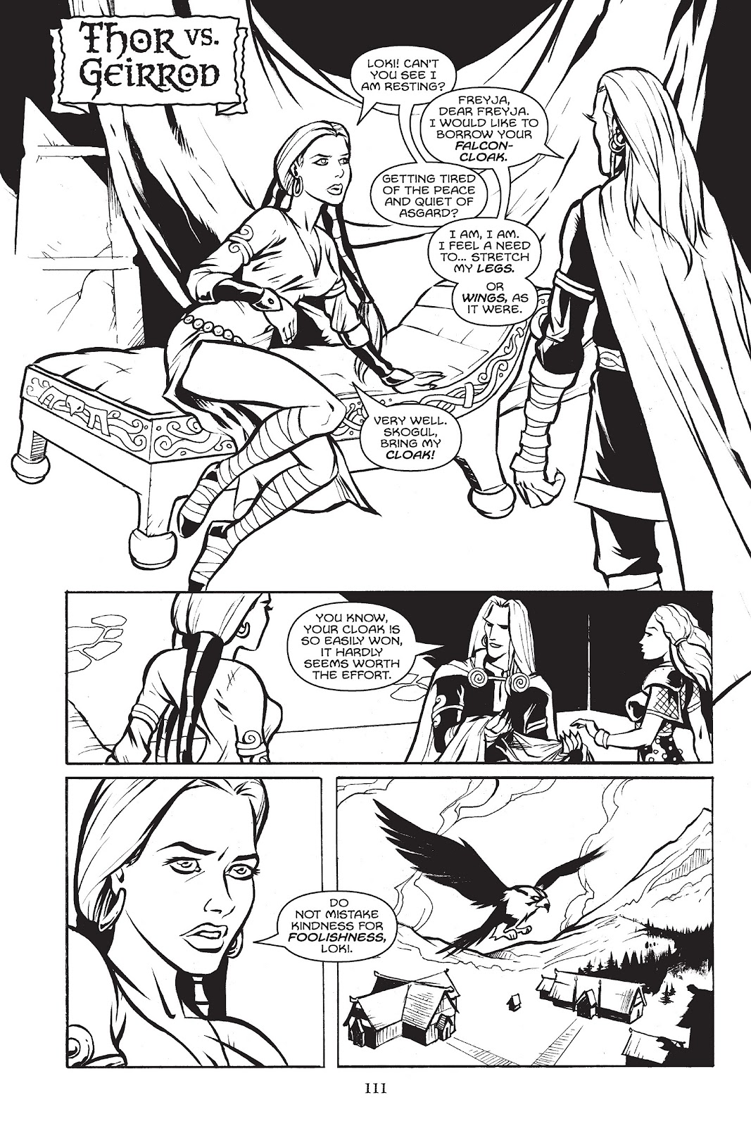 Read online Gods of Asgard comic -  Issue # TPB (Part 2) - 13