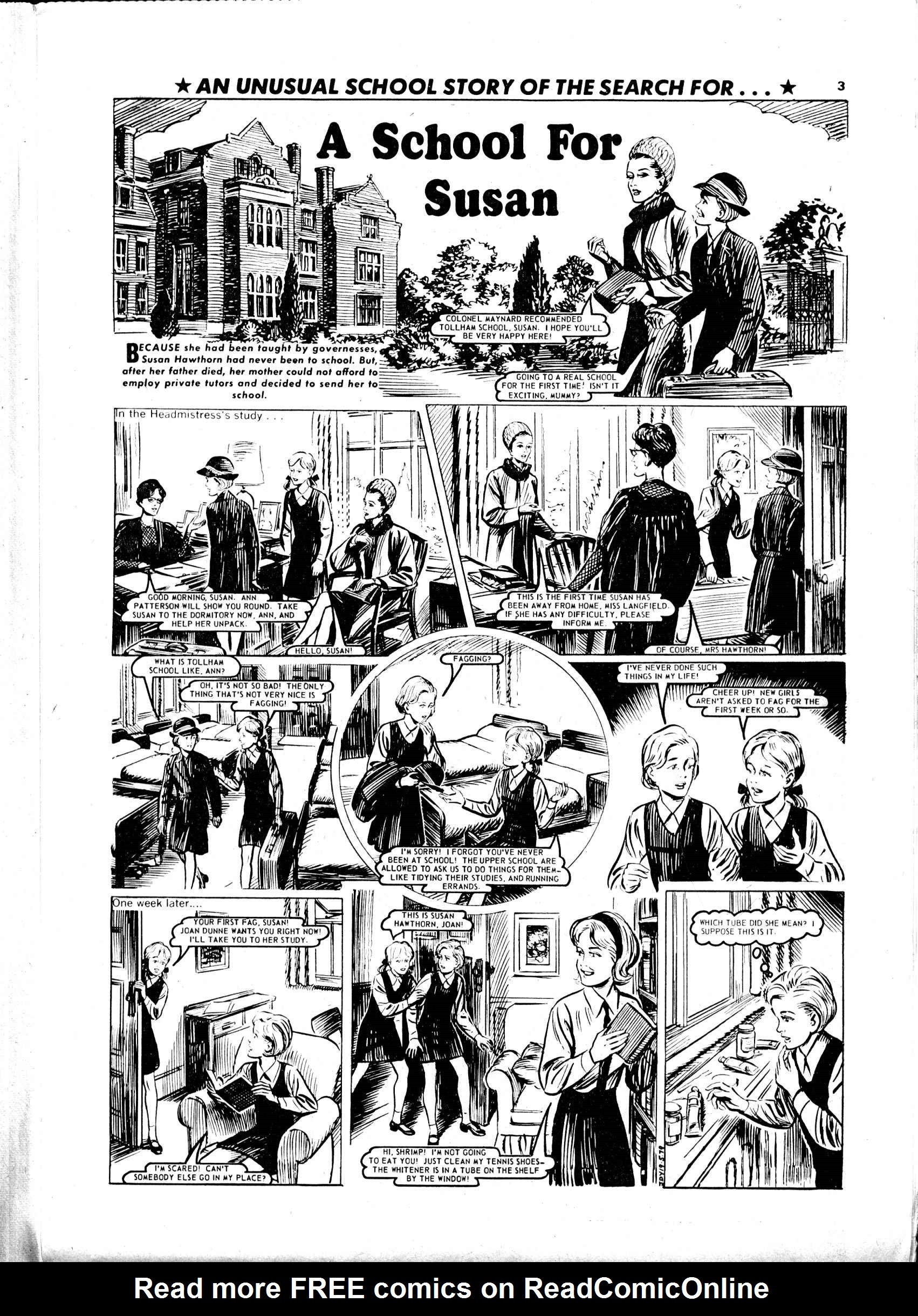 Read online Judy comic -  Issue #1010 - 3