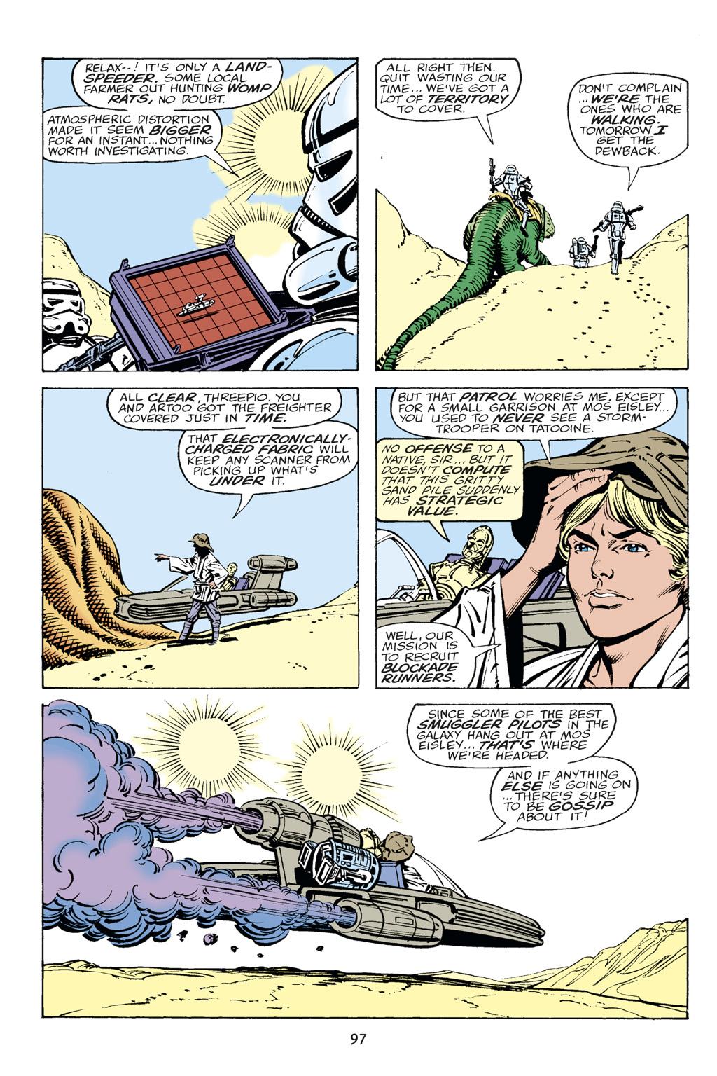 Read online Star Wars Omnibus comic -  Issue # Vol. 14 - 97