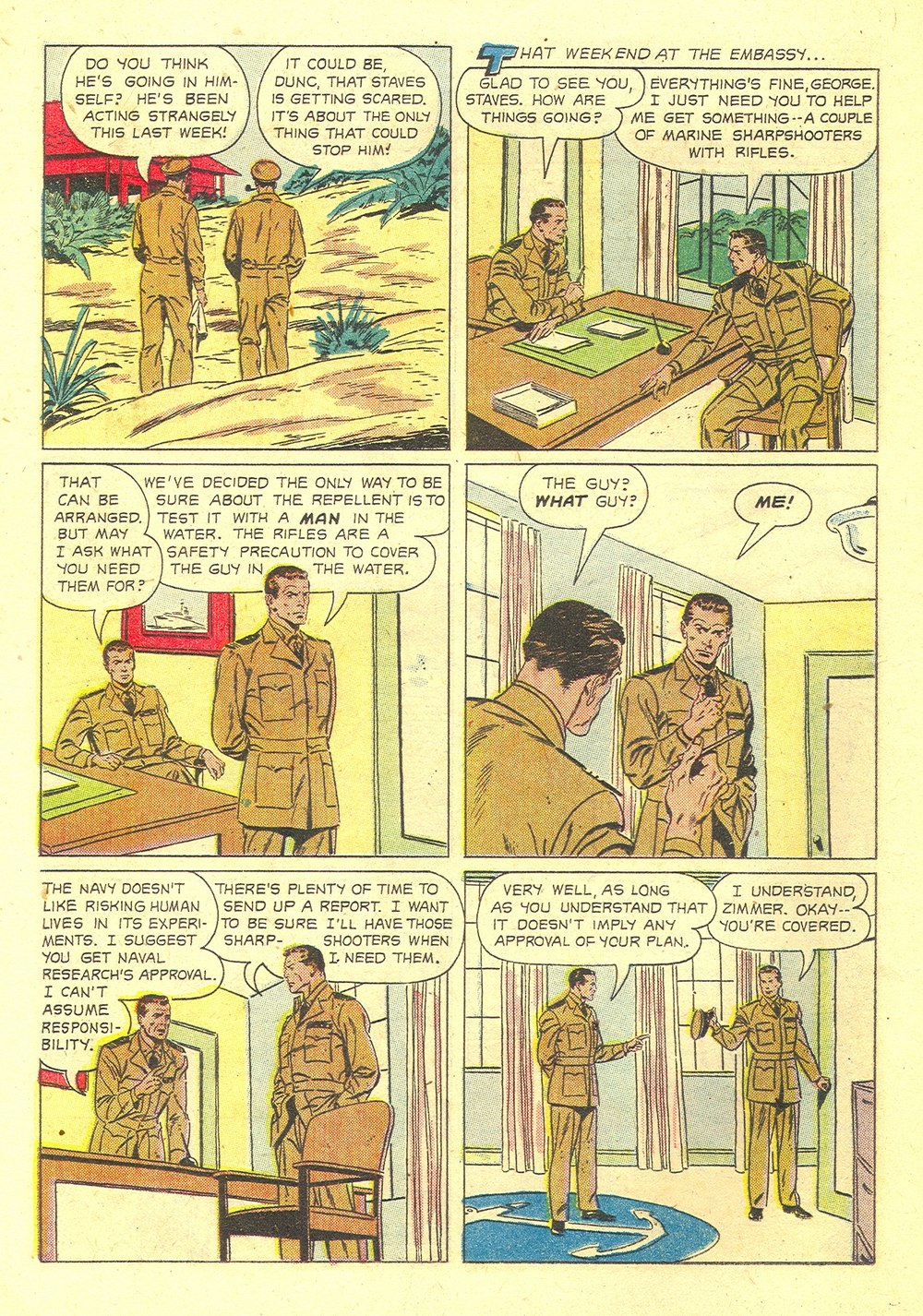 Four Color Comics issue 762 - Page 24