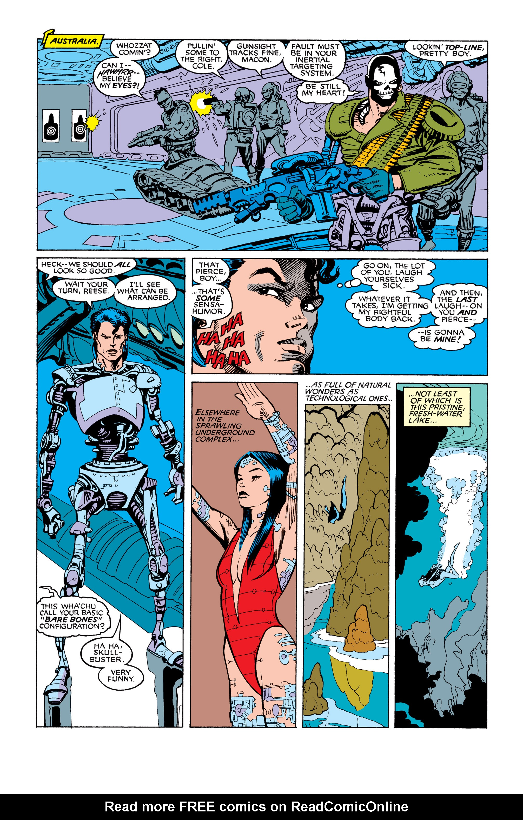 Read online Uncanny X-Men (1963) comic -  Issue #253 - 13