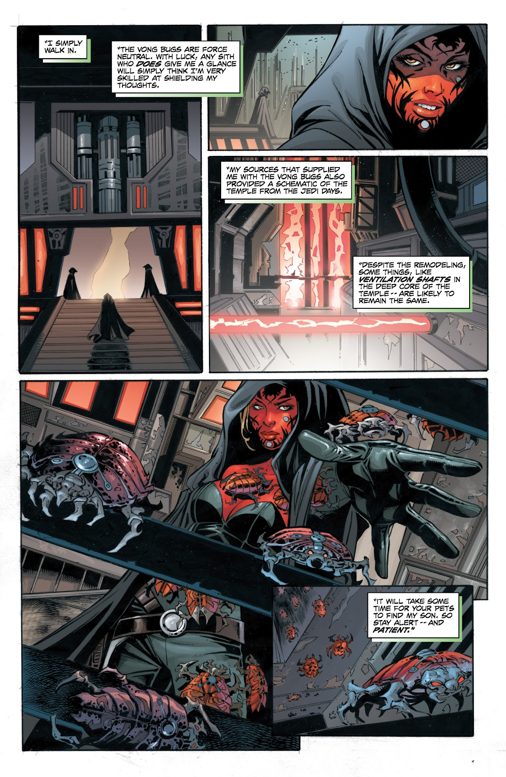 Read online Star Wars Legends: Legacy - Epic Collection comic -  Issue # TPB 1 (Part 5) - 3