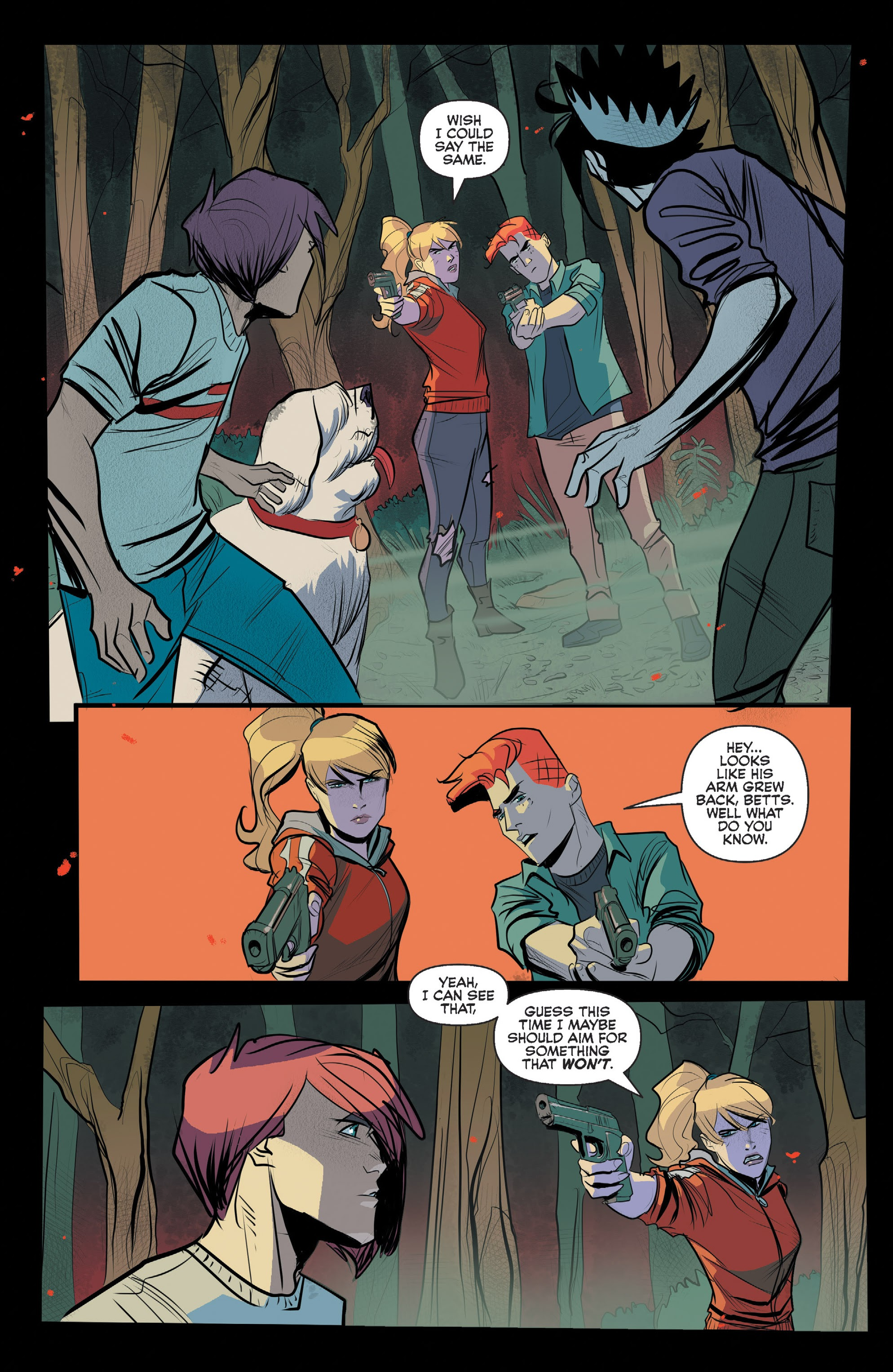 Jughead The Hunger #12 #13 - English 16