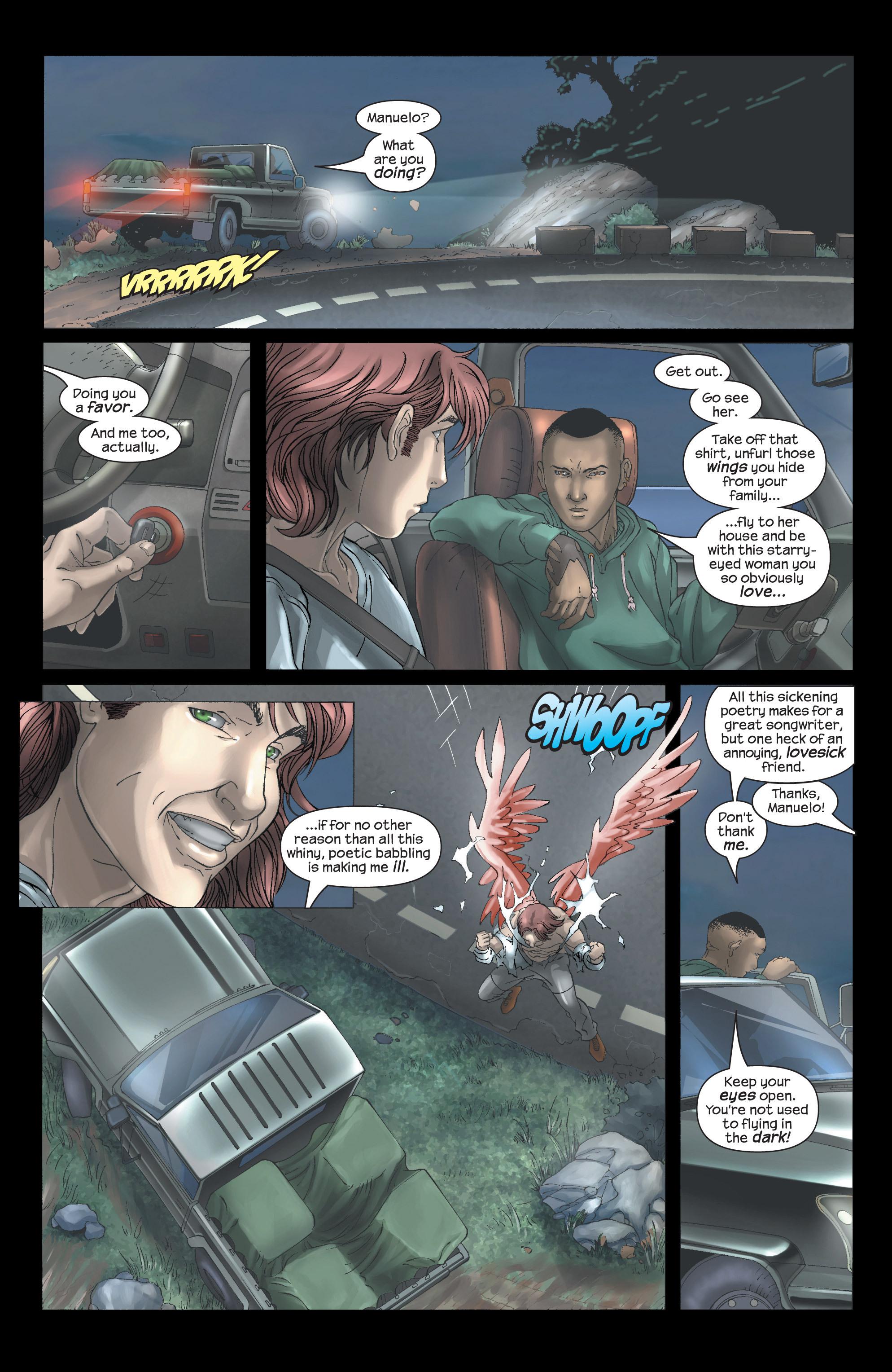 Read online Uncanny X-Men (1963) comic -  Issue #438 - 22
