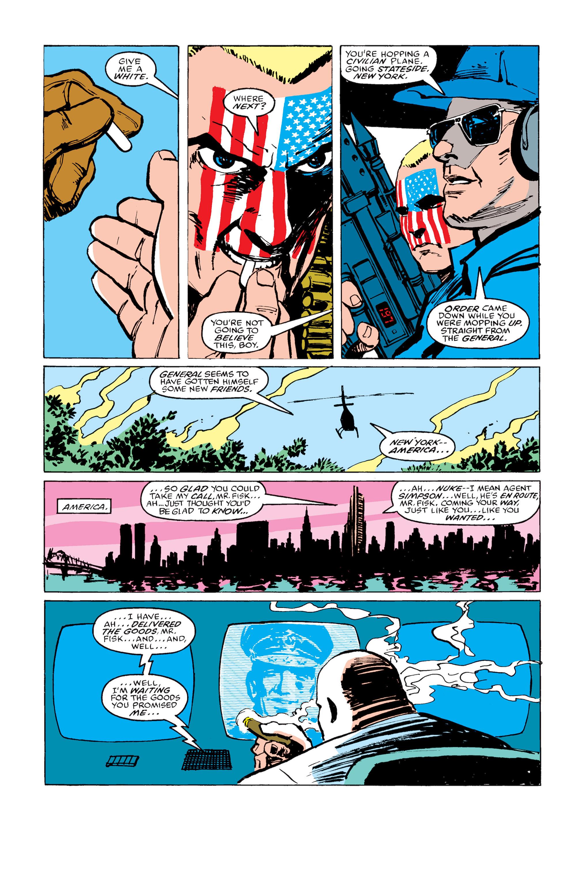 Read online Daredevil: Born Again comic -  Issue # Full - 150
