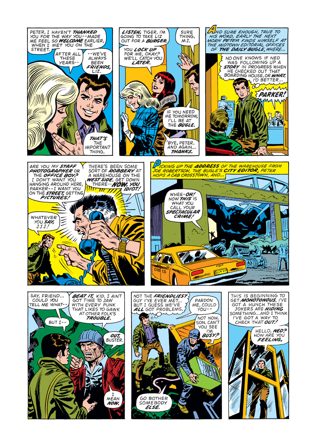 The Amazing Spider-Man (1963) 133 Page 9