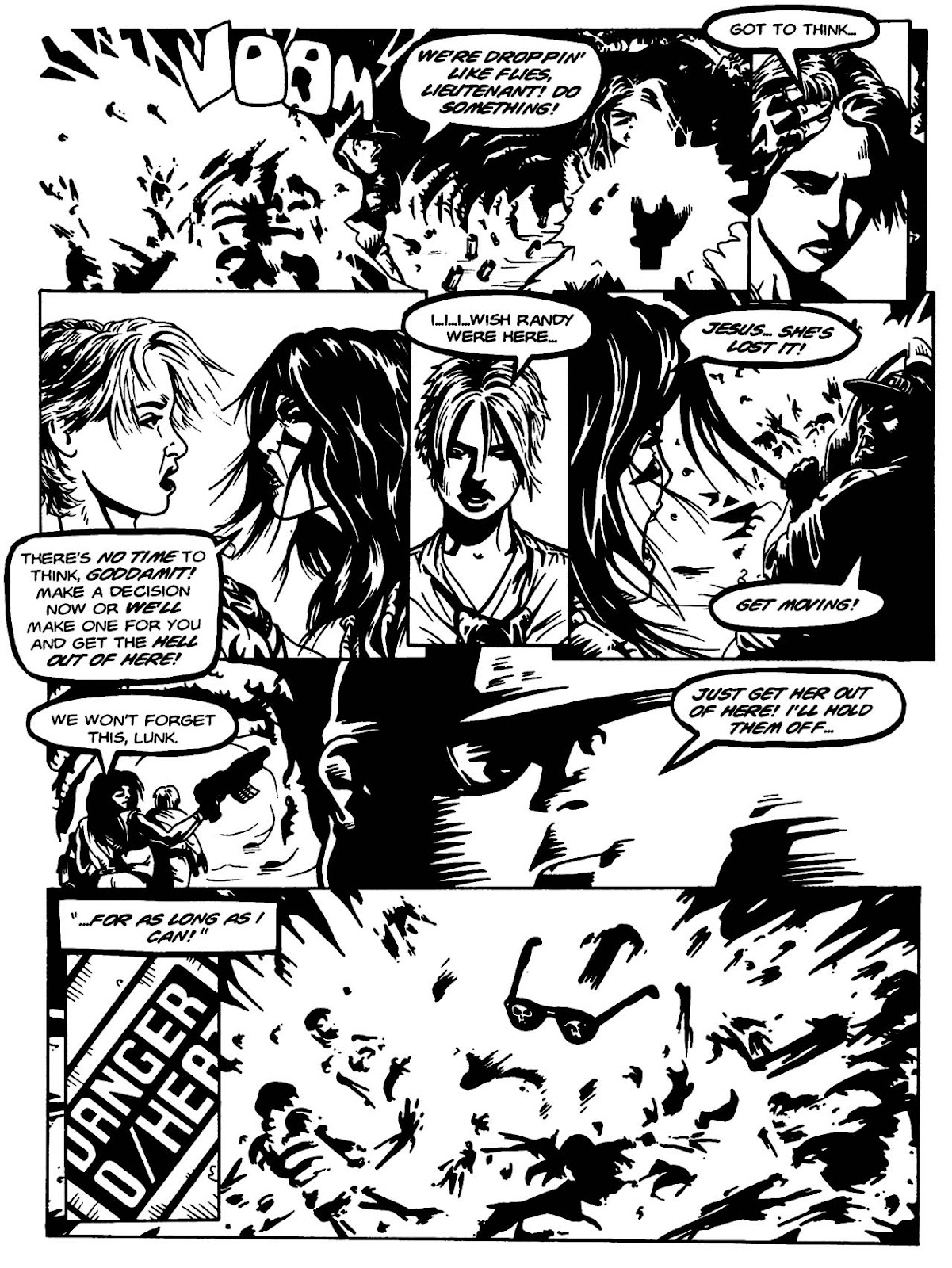 Read online Night of the Living Dead (1994) comic -  Issue #3 - 29