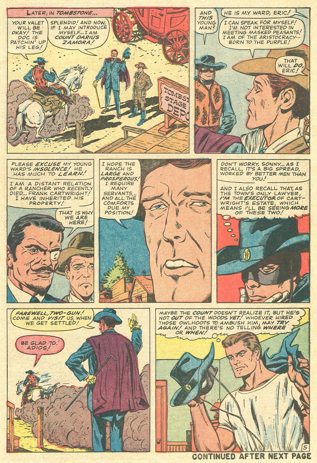 Read online Two-Gun Kid comic -  Issue #81 - 7