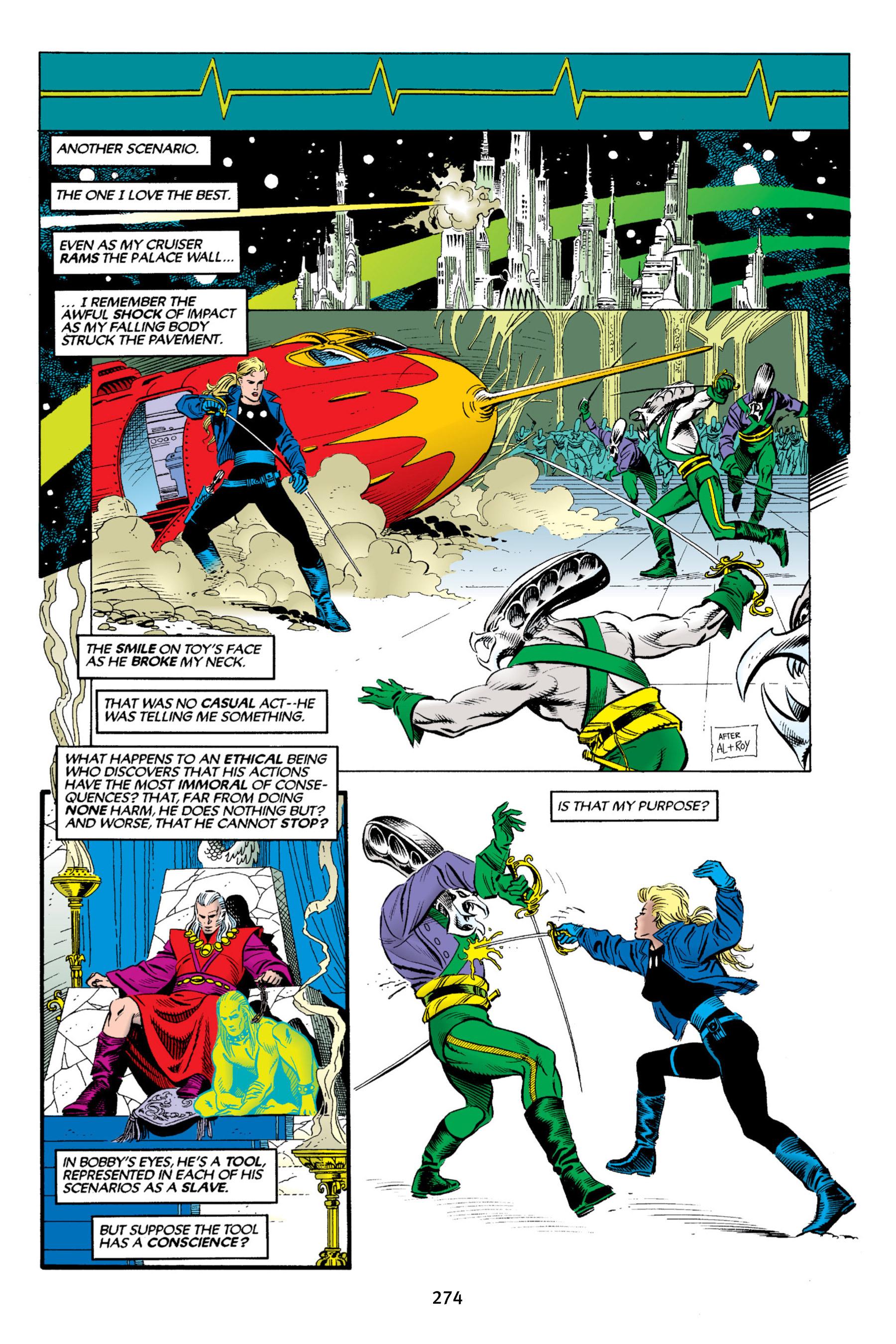 Read online Aliens vs. Predator Omnibus comic -  Issue # _TPB 2 Part 3 - 49