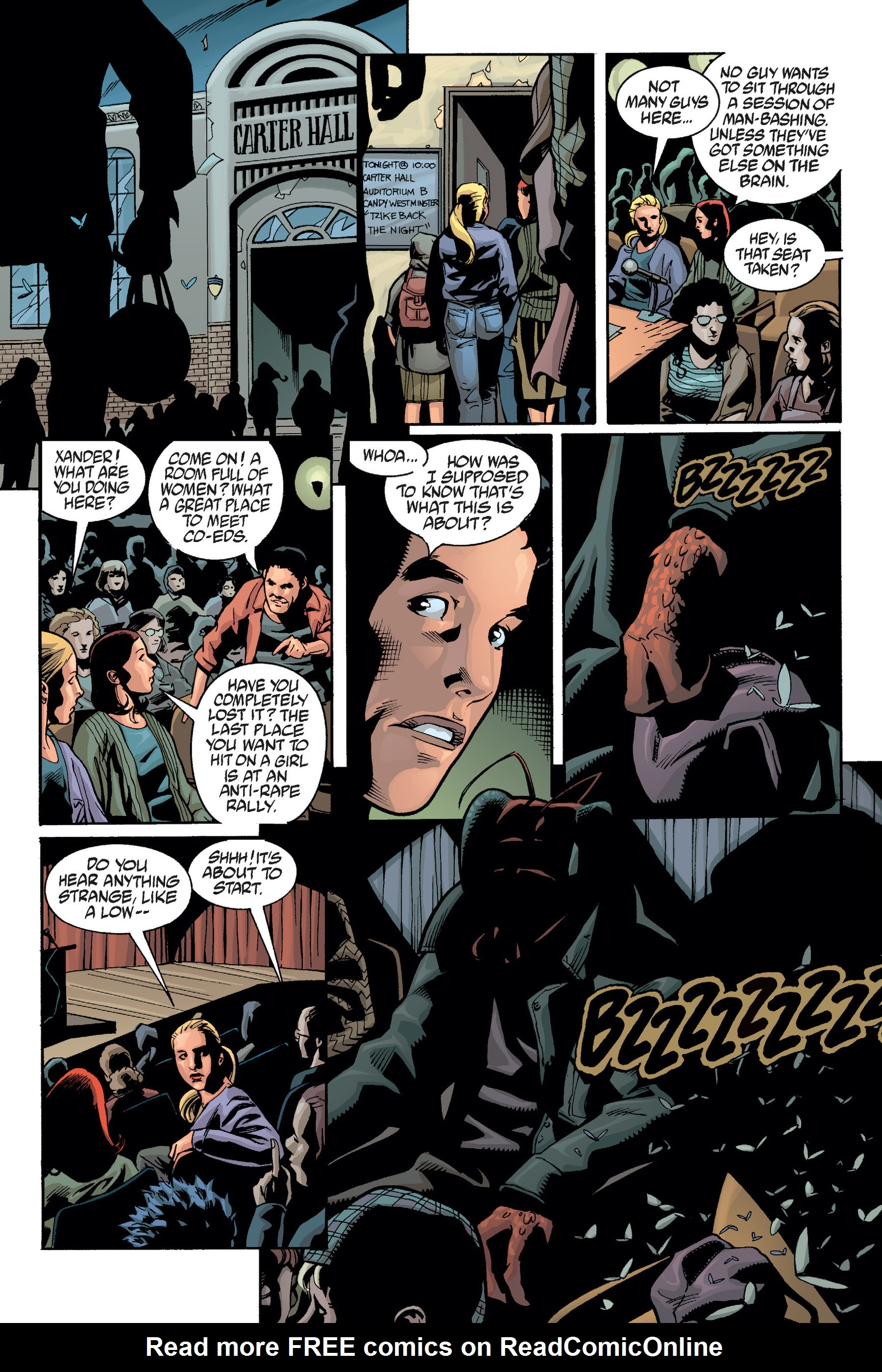 Read online Buffy the Vampire Slayer: Omnibus comic -  Issue # TPB 5 - 103