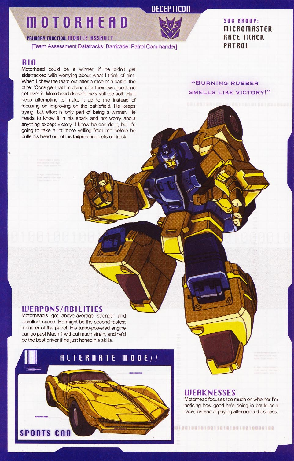 Read online Transformers: More than Meets the Eye comic -  Issue #4 - 14