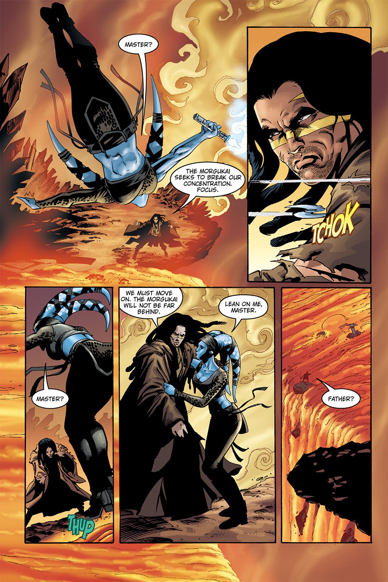 Read online Star Wars Omnibus comic -  Issue # Vol. 15.5 - 192