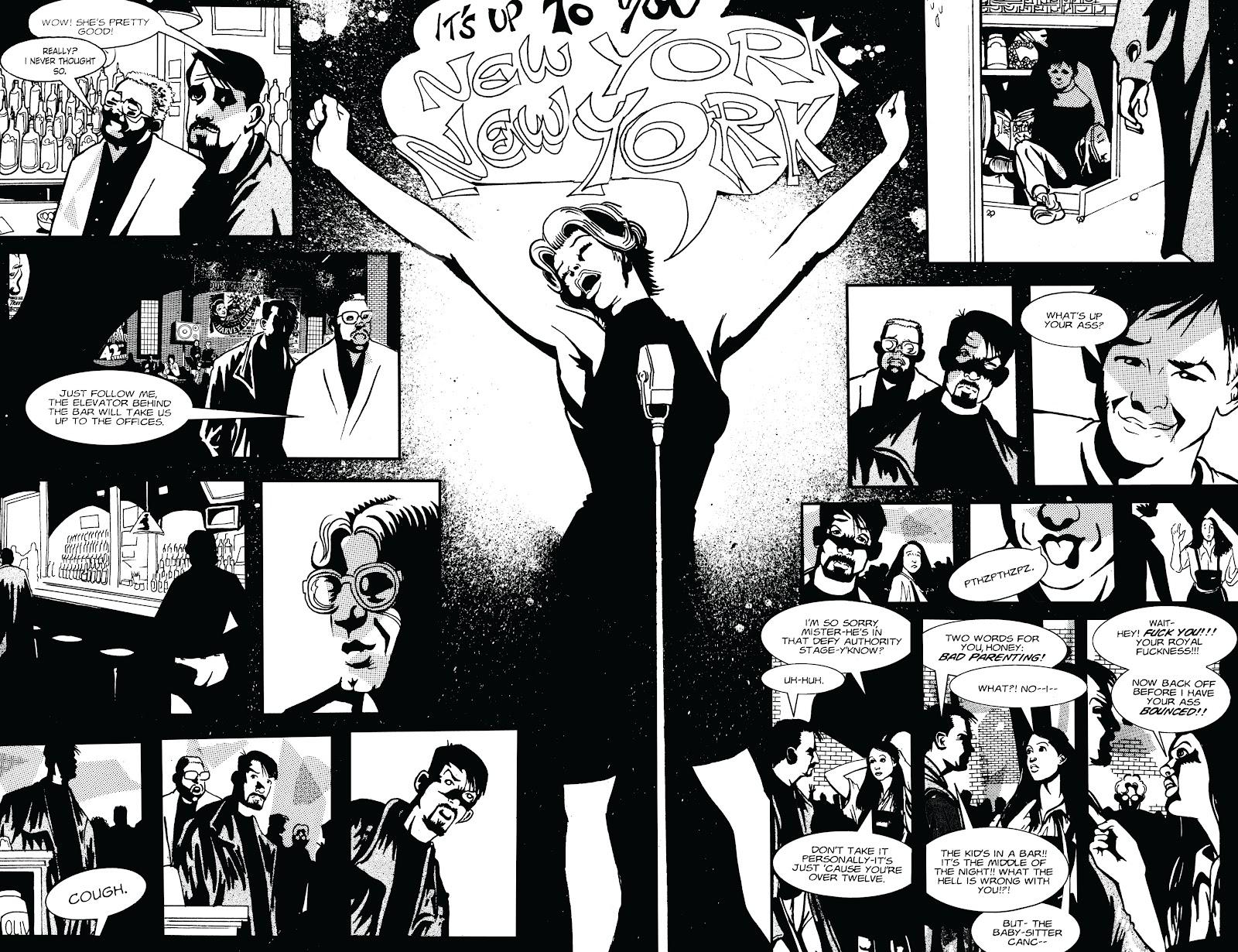 Read online Goldfish comic -  Issue # TPB (Part 1) - 58