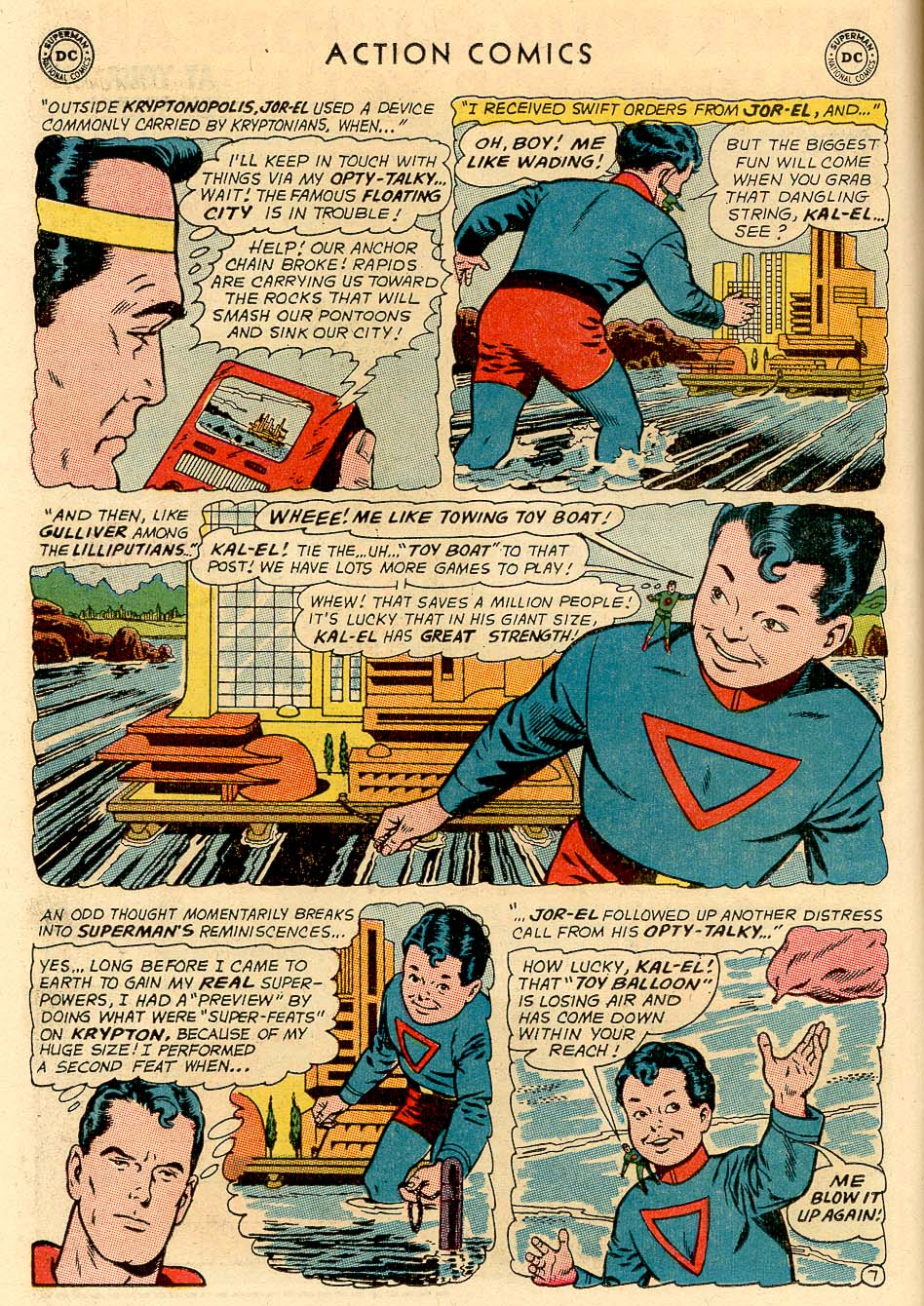 Read online Action Comics (1938) comic -  Issue #325 - 10