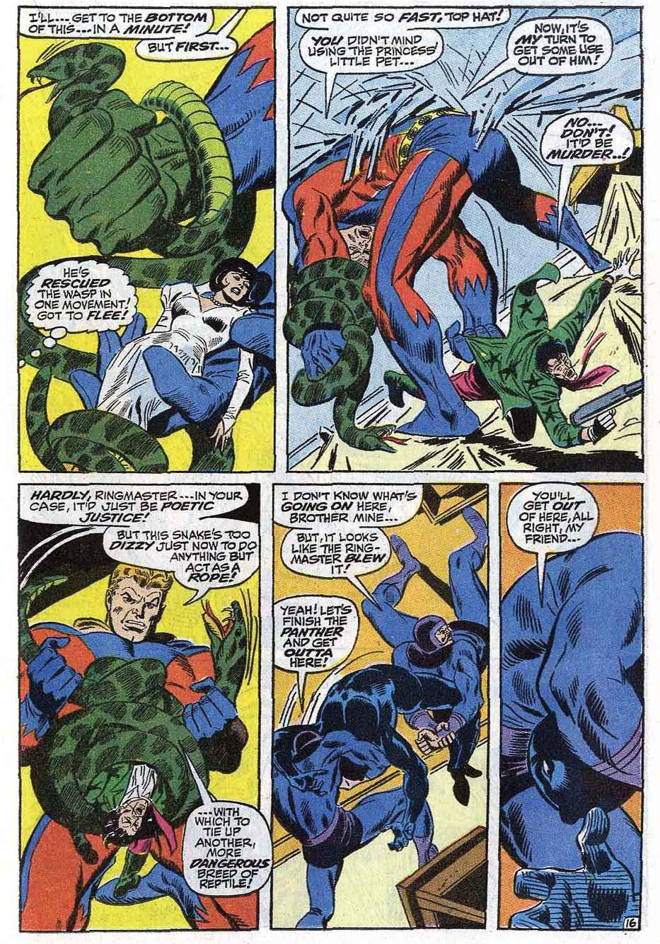 The Avengers (1963) 60 Page 22