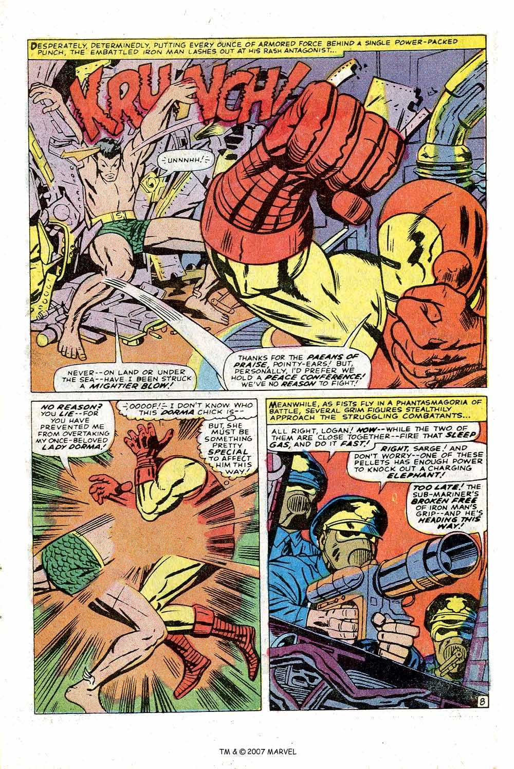 Iron Man Annual issue 1 - Page 61