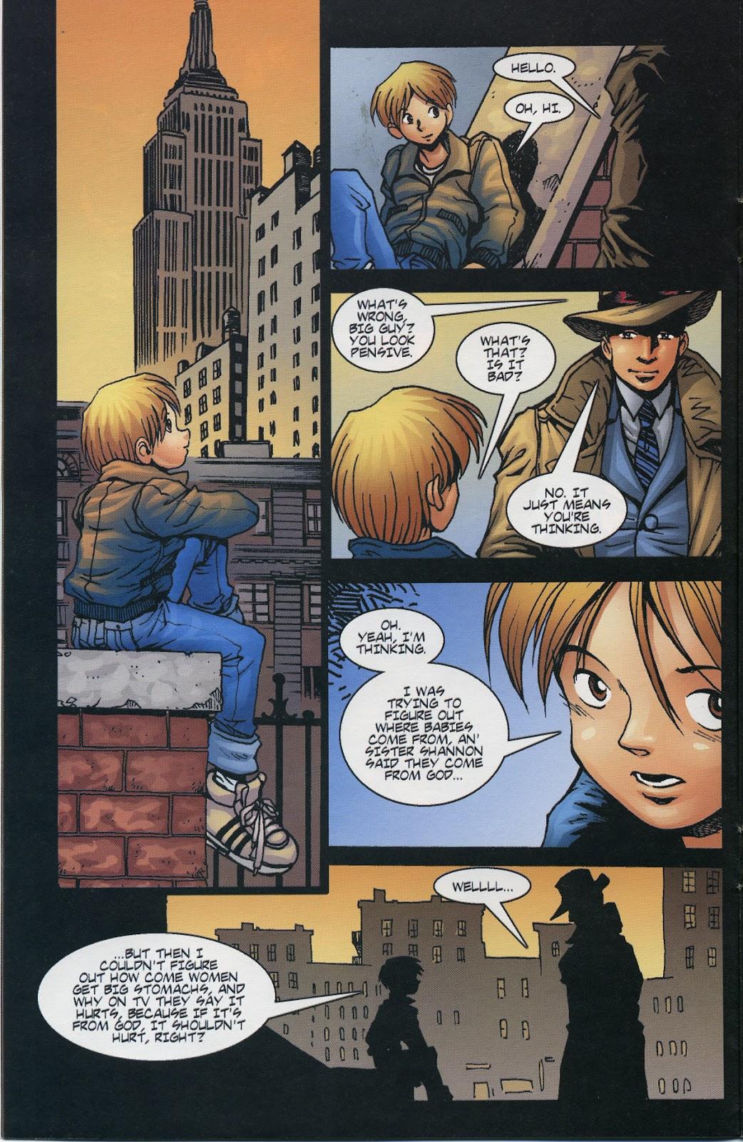 Warrior Nun Areala (1997) Issue #6 #6 - English 12