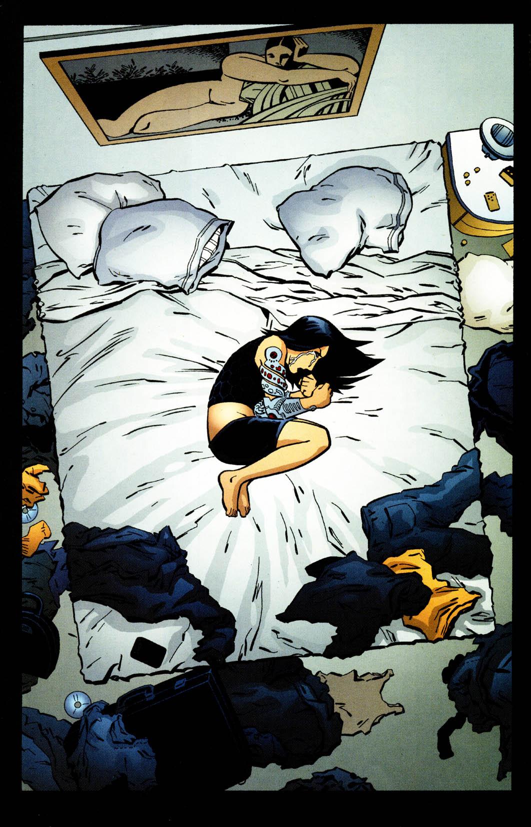 Read online Mek comic -  Issue #2 - 11