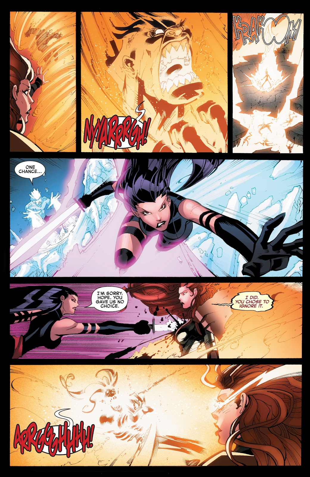 Read online What If? AvX comic -  Issue #4 - 10