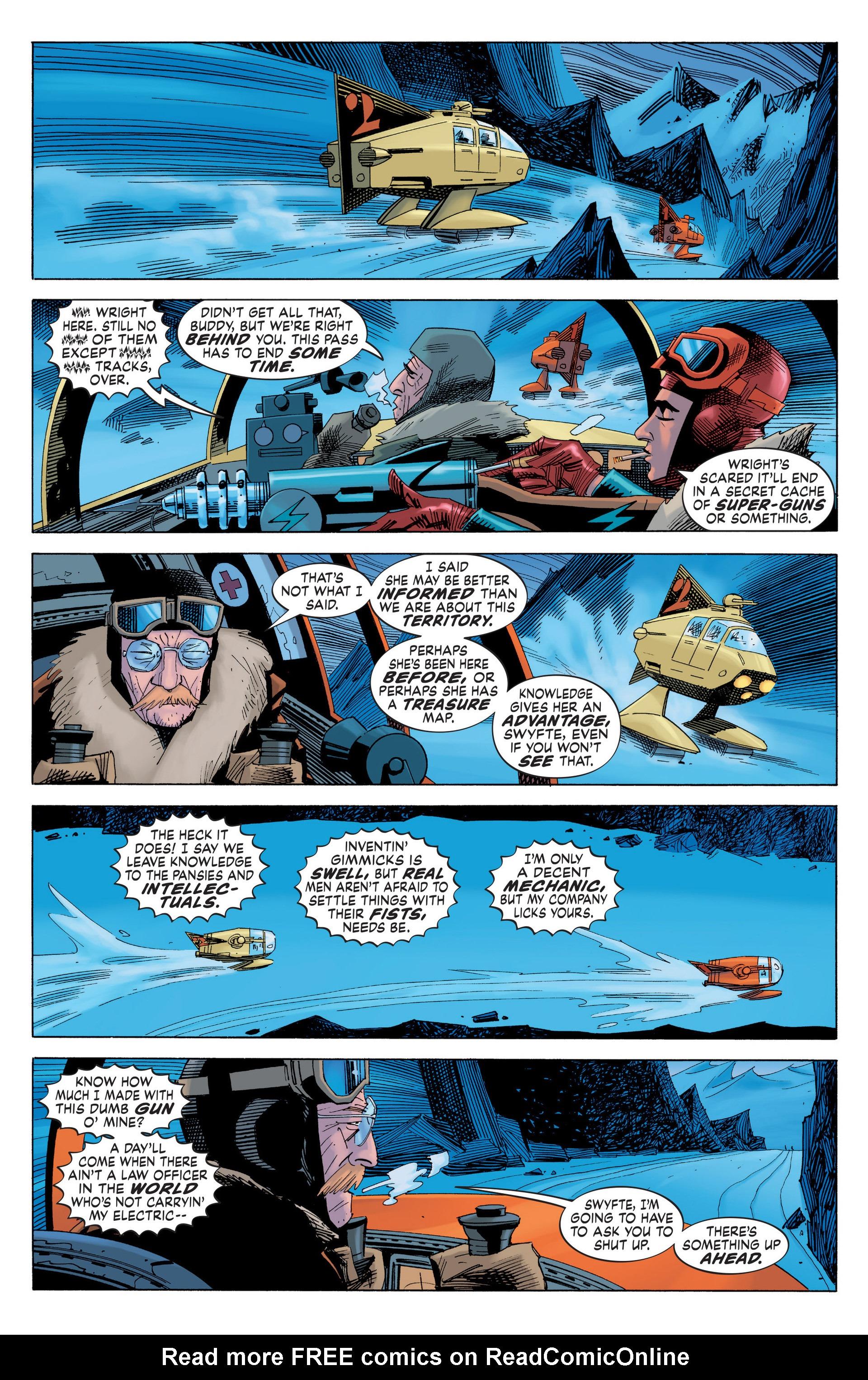 Read online Nemo: Heart of Ice comic -  Issue # Full - 24