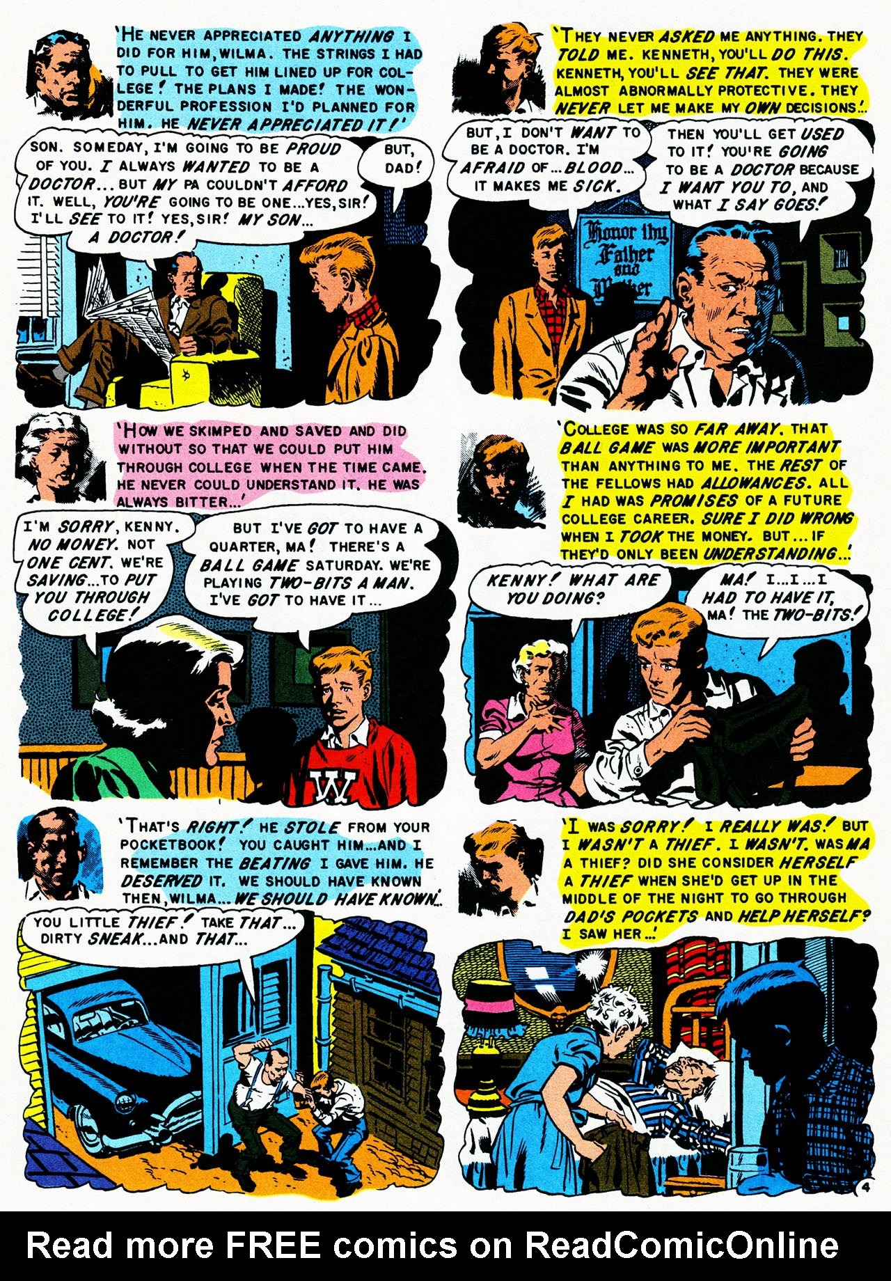 Read online Shock SuspenStories comic -  Issue #10 - 14