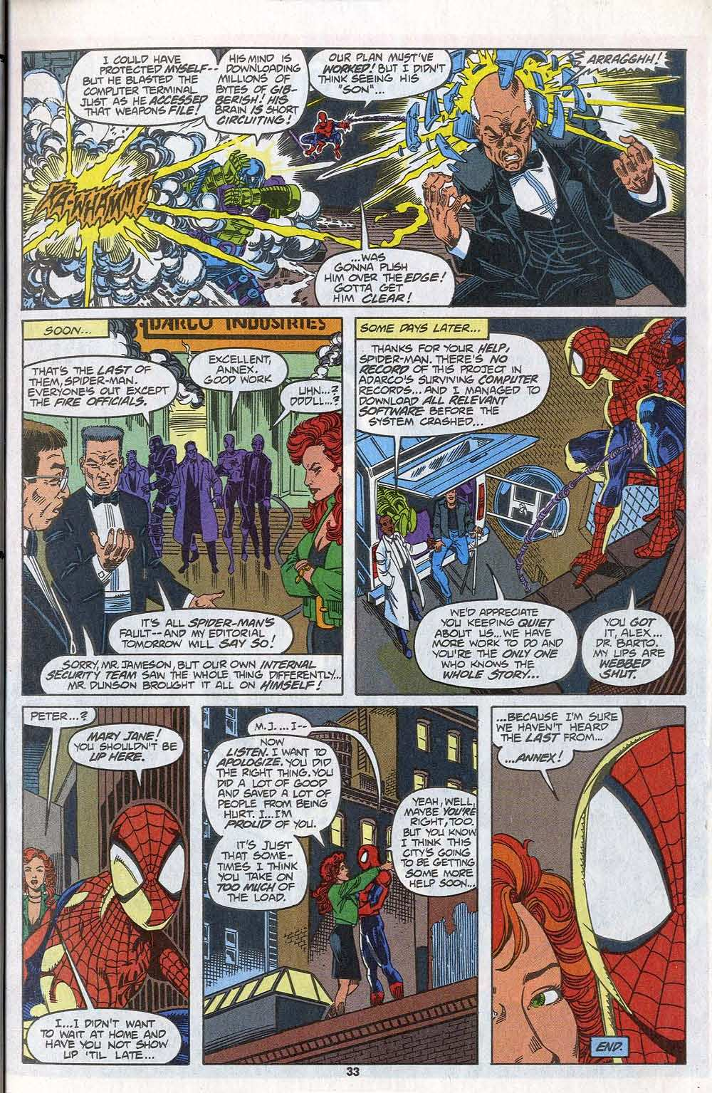 The Amazing Spider-Man (1963) _Annual_27 Page 34