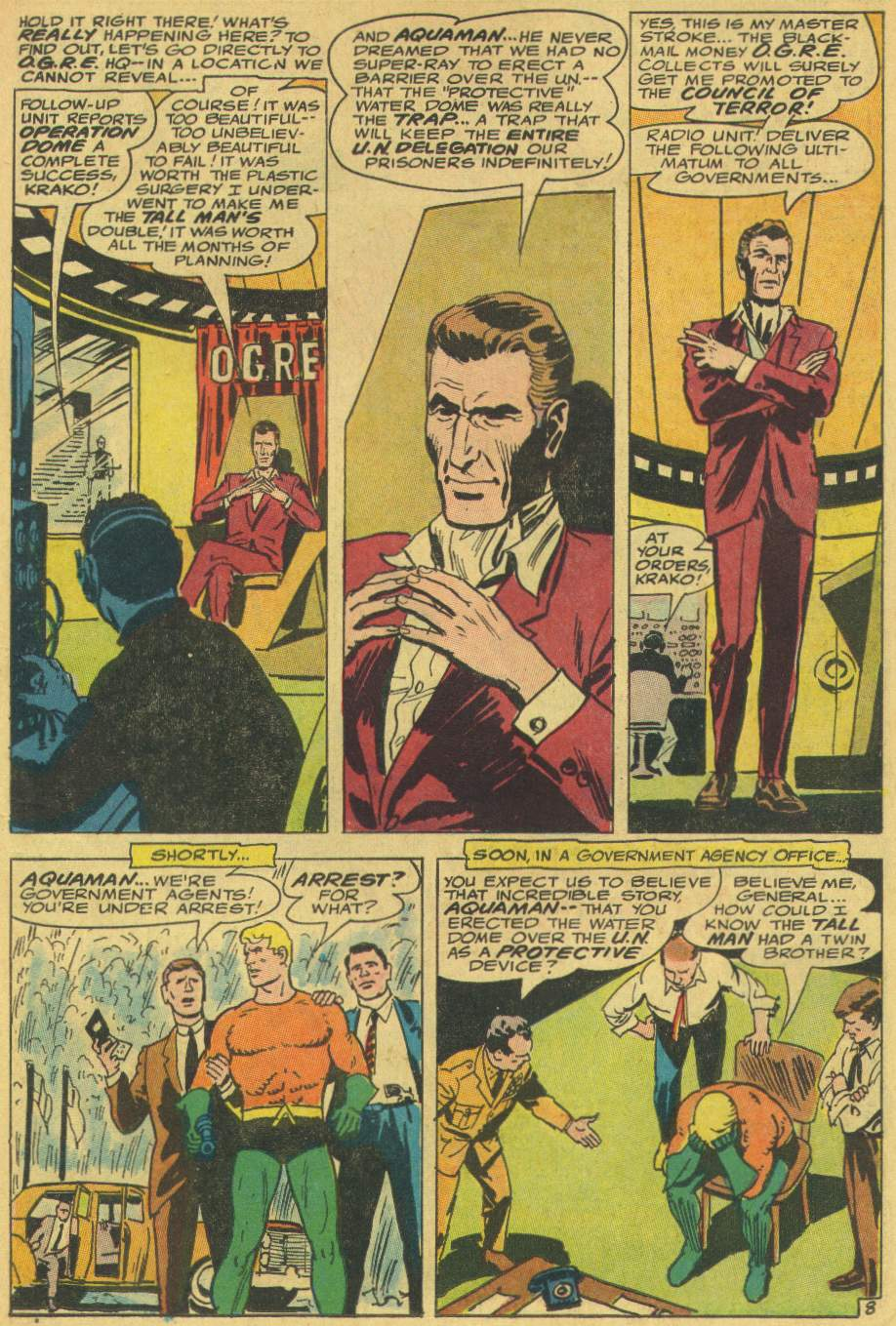 Read online Aquaman (1962) comic -  Issue #31 - 11