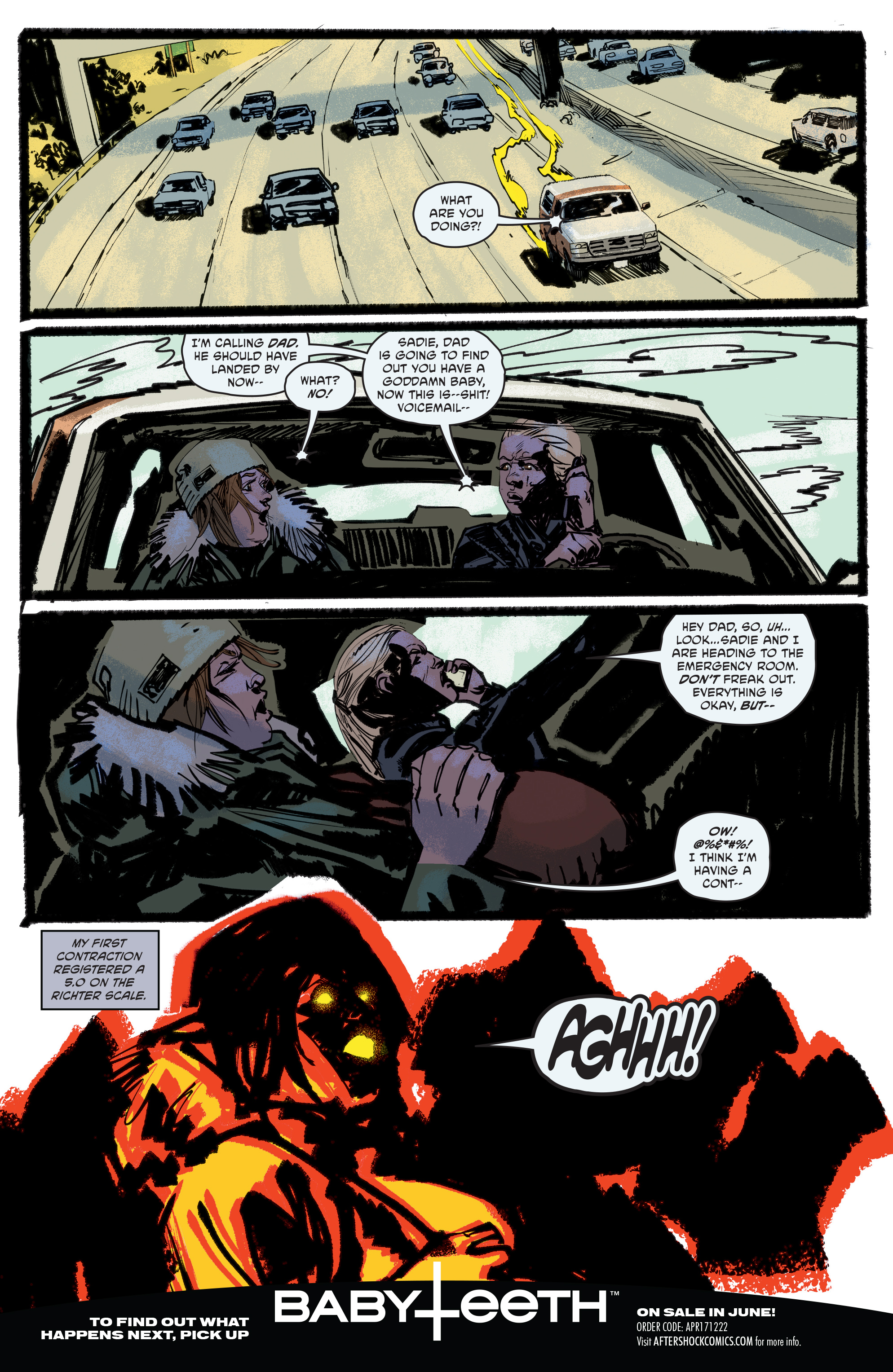 Read online Pestilence comic -  Issue #1 - 32