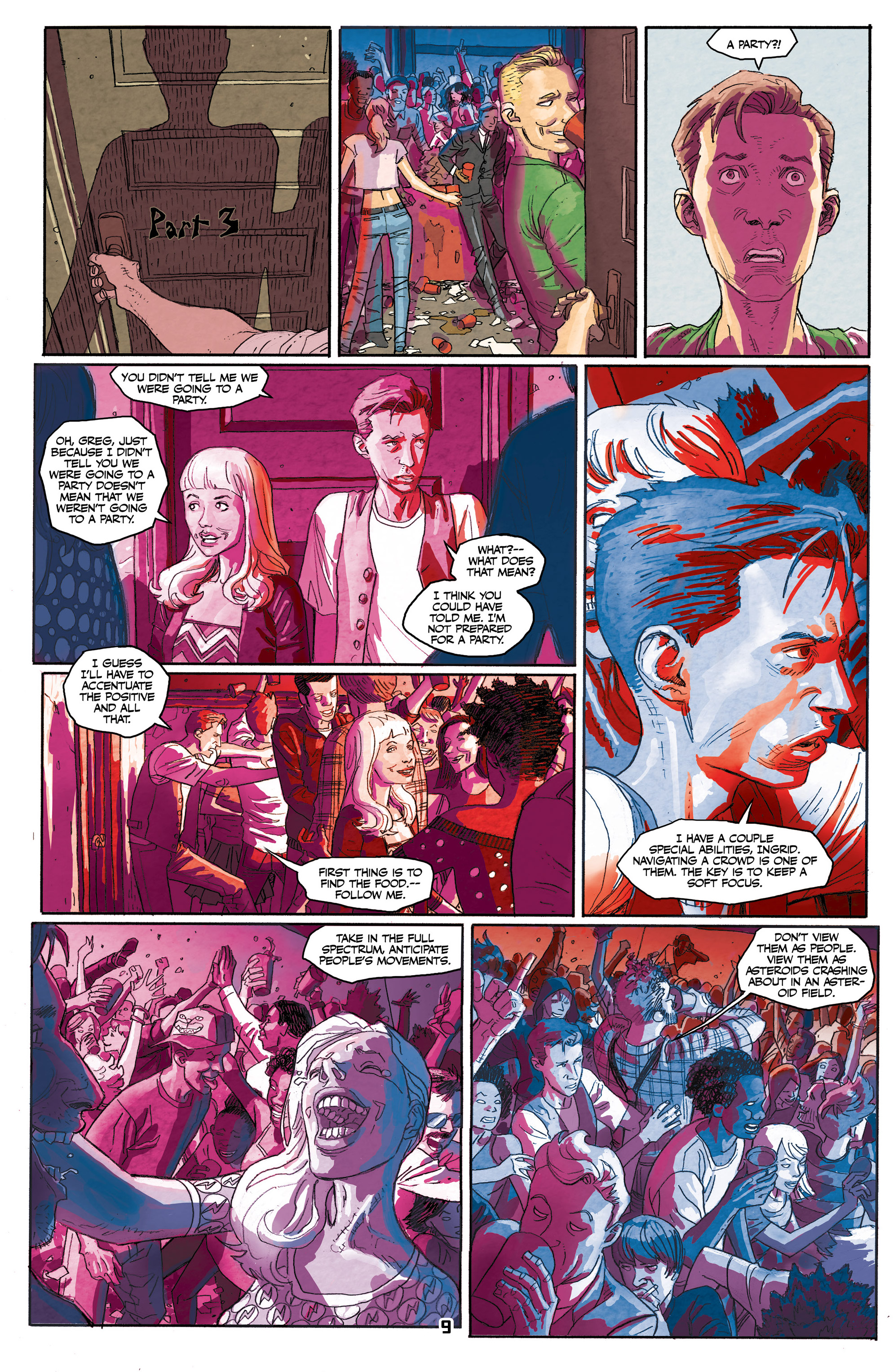 Read online Paklis comic -  Issue #1 - 11