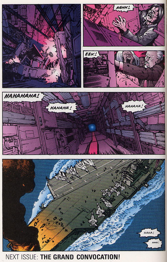 Read online Akira comic -  Issue #26 - 65