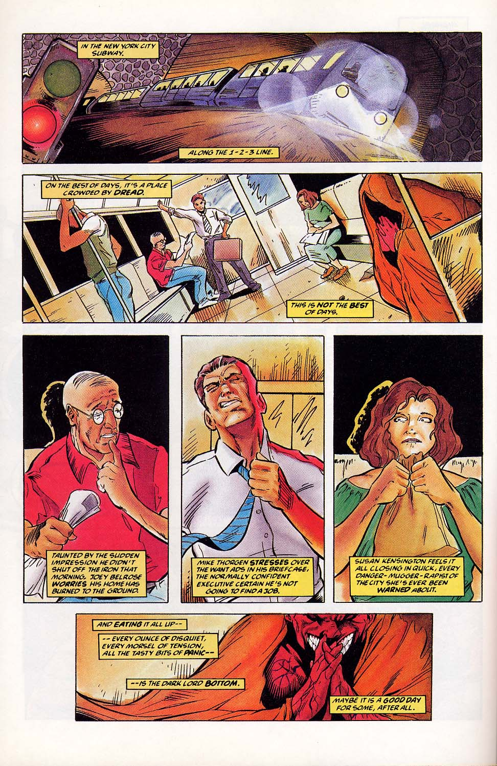 Read online Charlemagne comic -  Issue #3 - 13